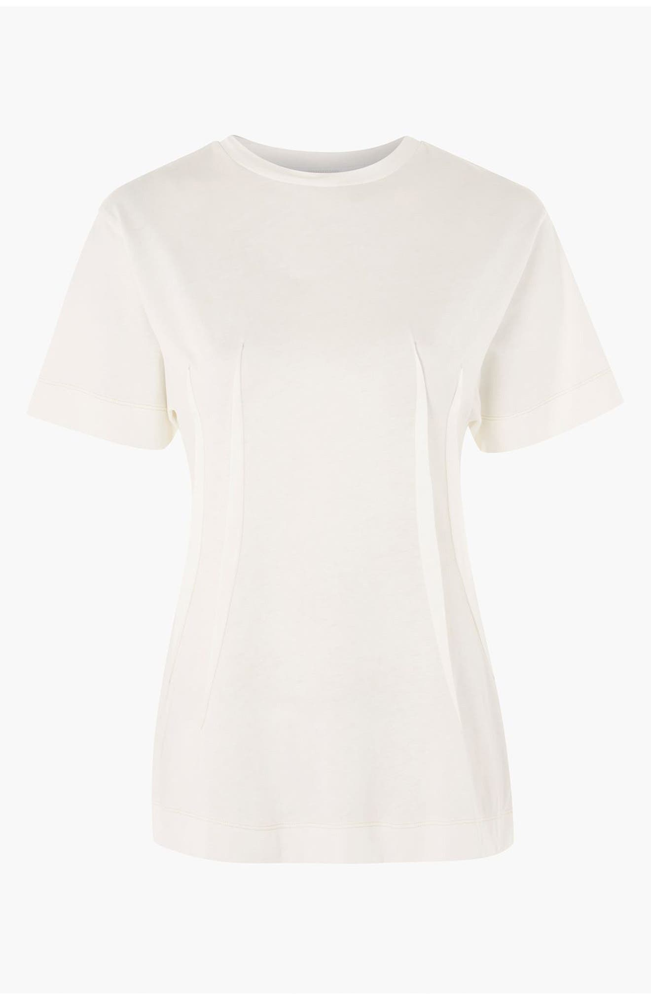 Alternate Image 6  - Topshop Boutique Pintuck Tee