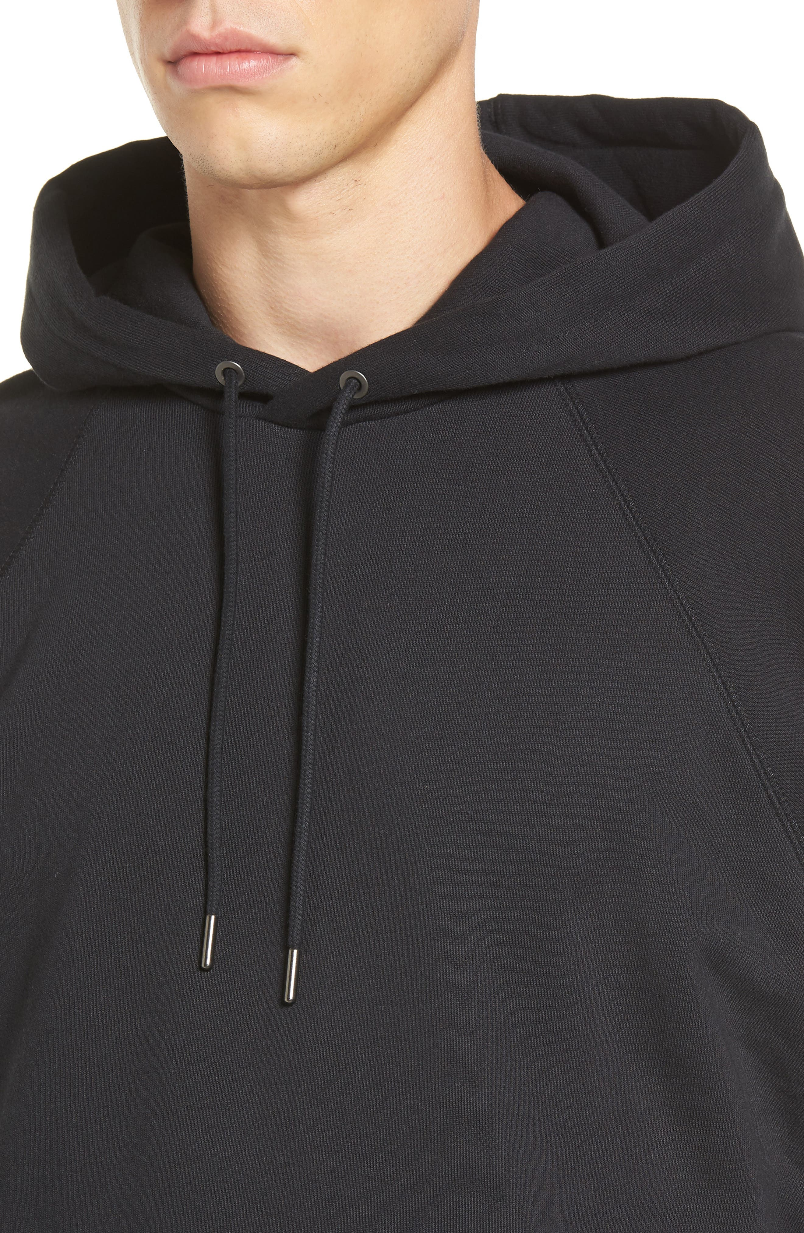 Alternate Image 4  - Everlane The Classic French Terry Pullover Hoodie