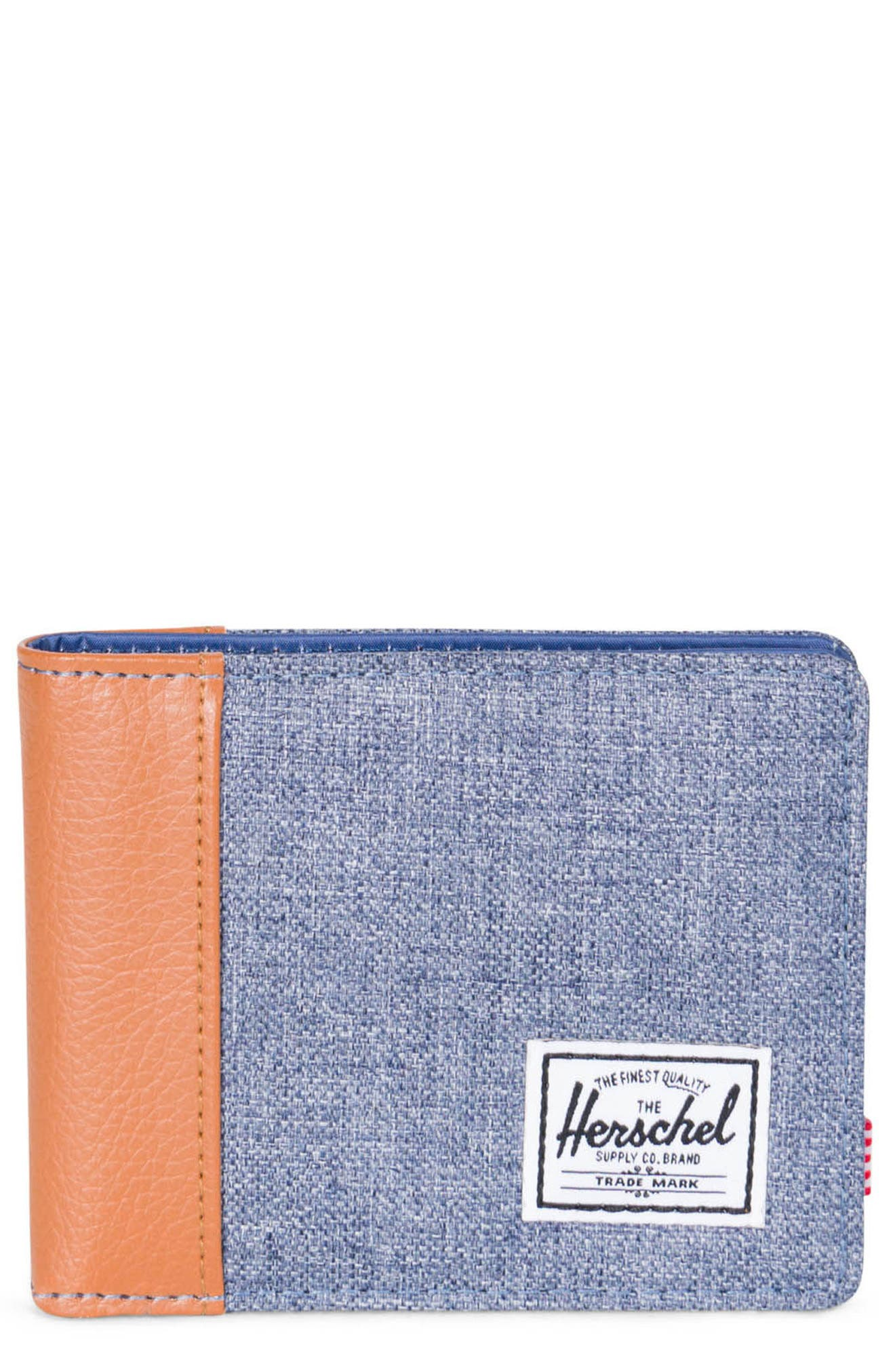 Alternate Image 1 Selected - Herschel Supply Co. Edward Bifold Wallet