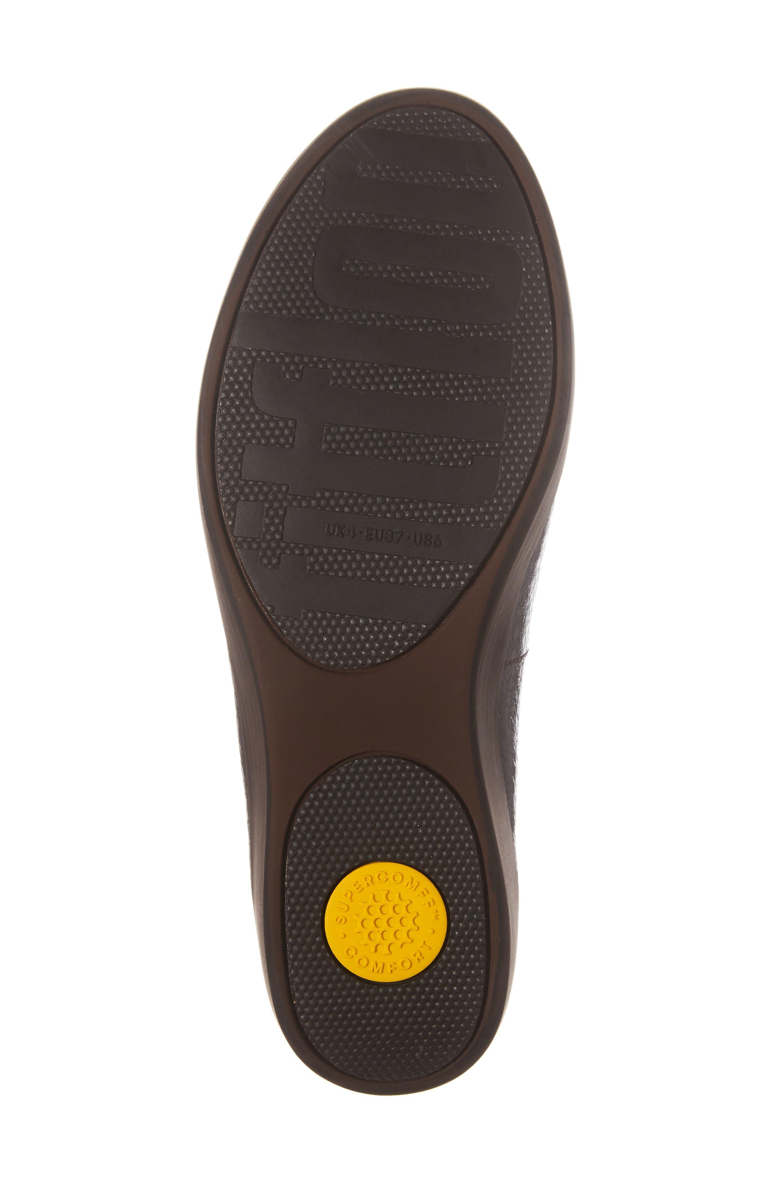 Alternate Image 6  - FitFlop Superskate Slip-On Loafer (Women)