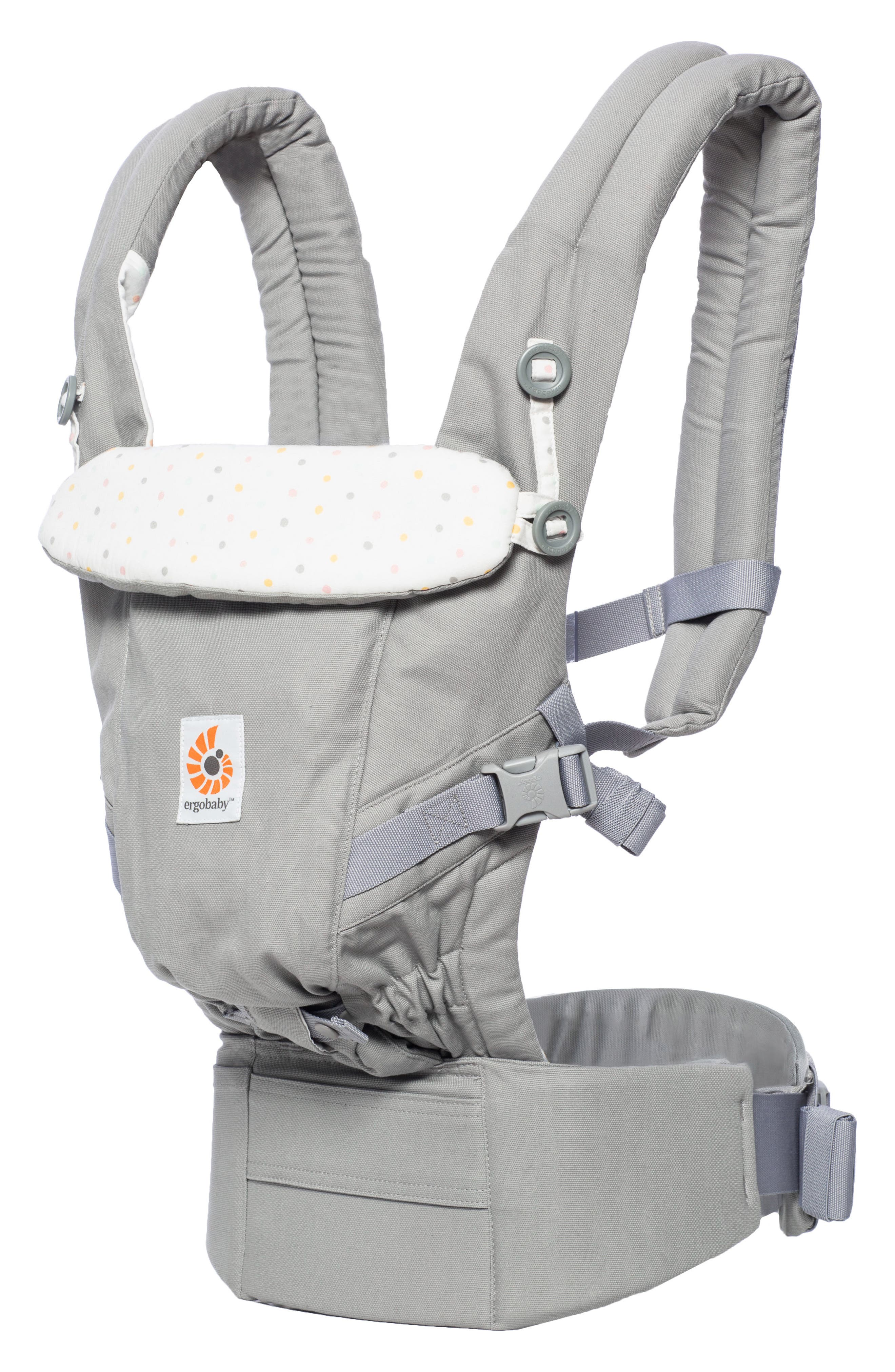 Three Position ADAPT Baby Carrier,                             Alternate thumbnail 2, color,                             Confetti
