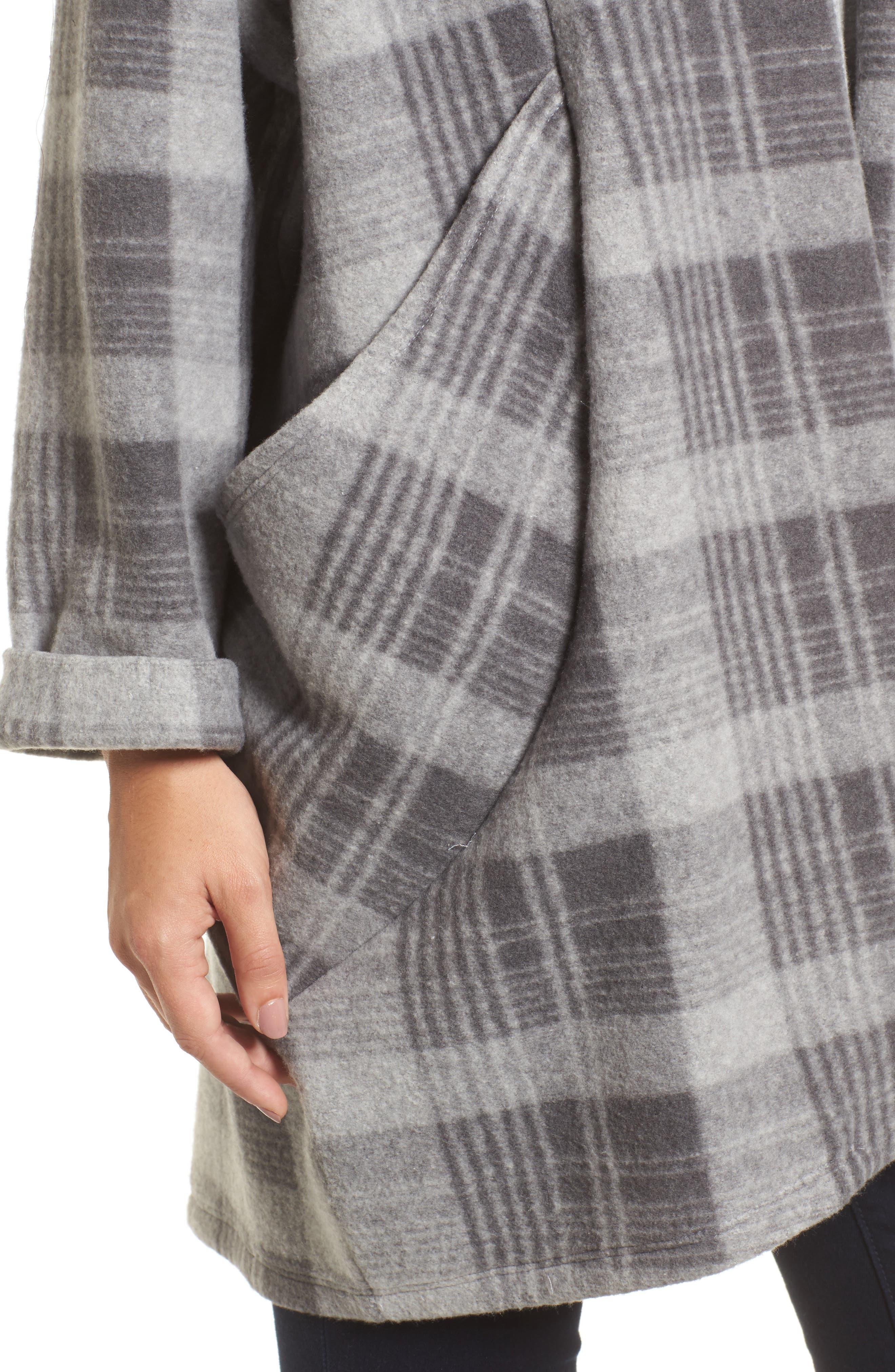 Alternate Image 4  - Caslon® Oversize Jacket
