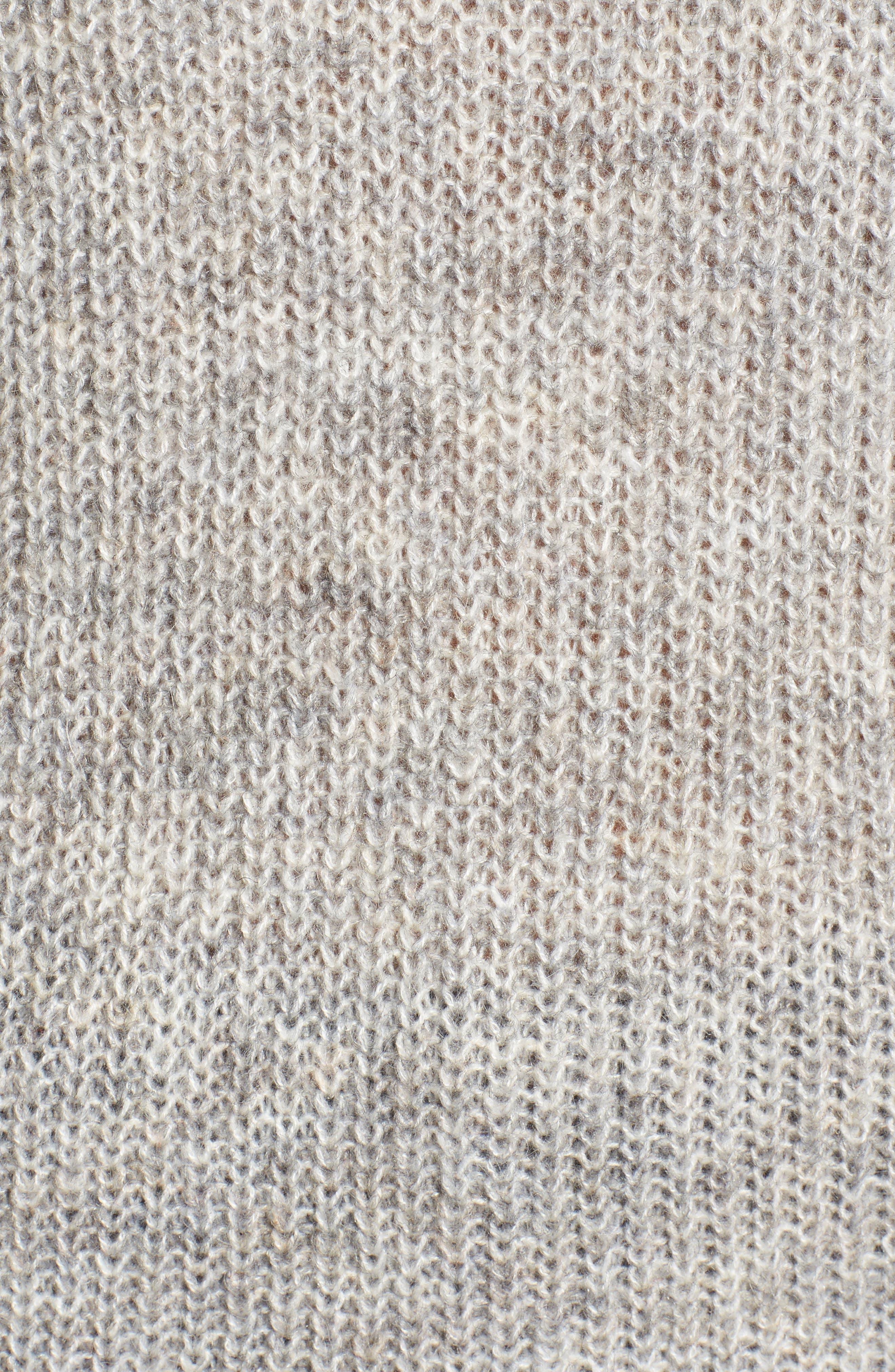 Alternate Image 5  - Caslon® Seam Detail V-Neck Tunic