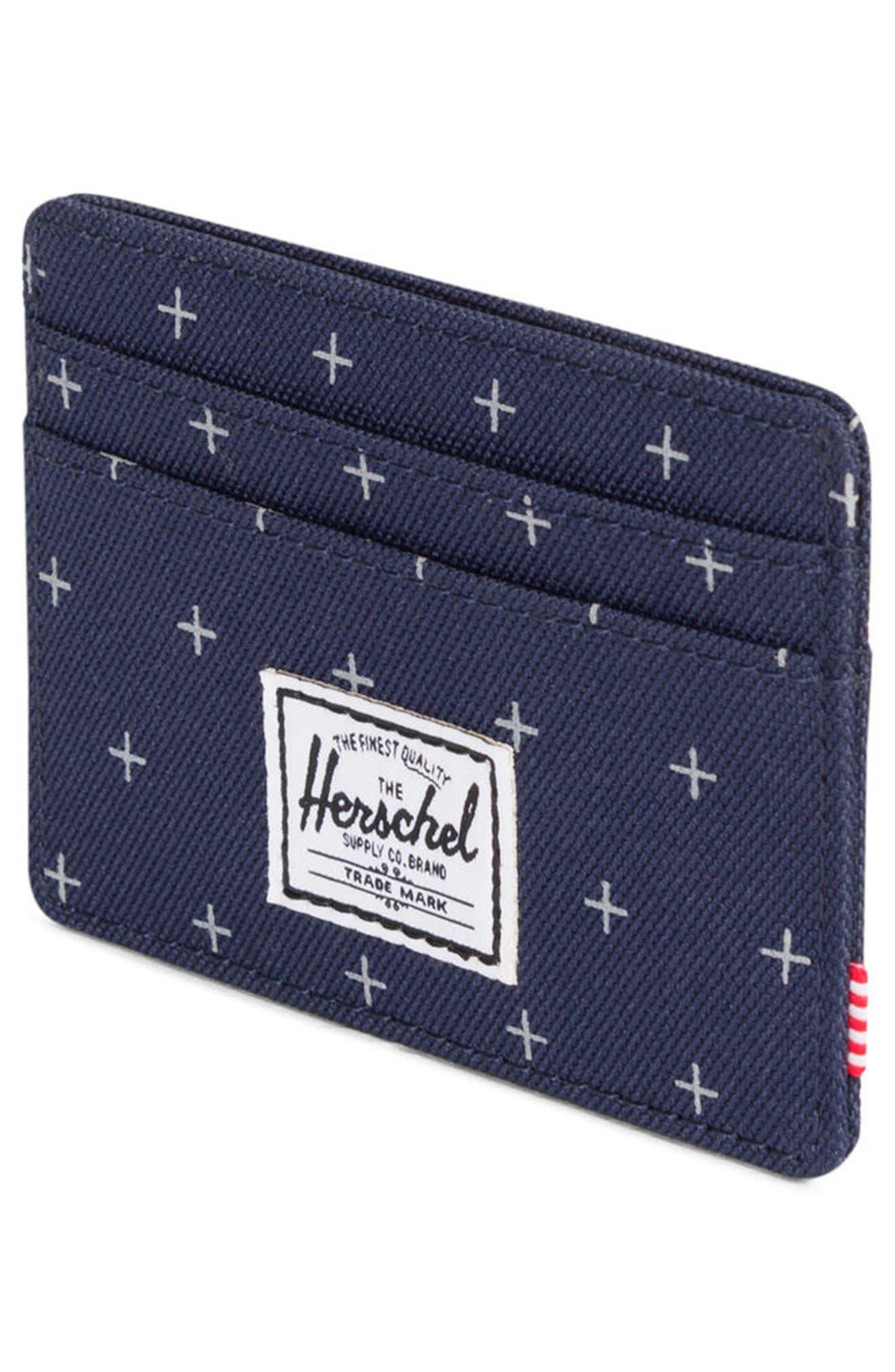 Alternate Image 4  - Herschel Supply Co. Charlie RFID Card Case