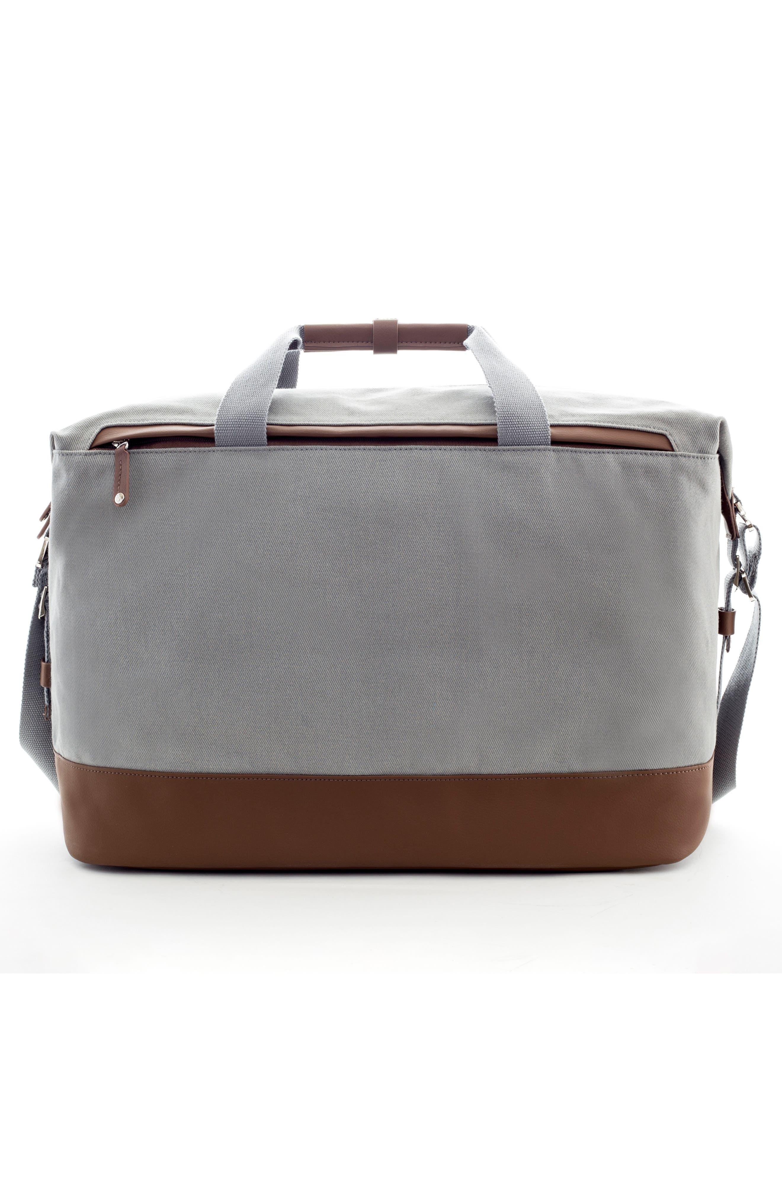 Refined Duffel Bag,                             Alternate thumbnail 2, color,                             Slate