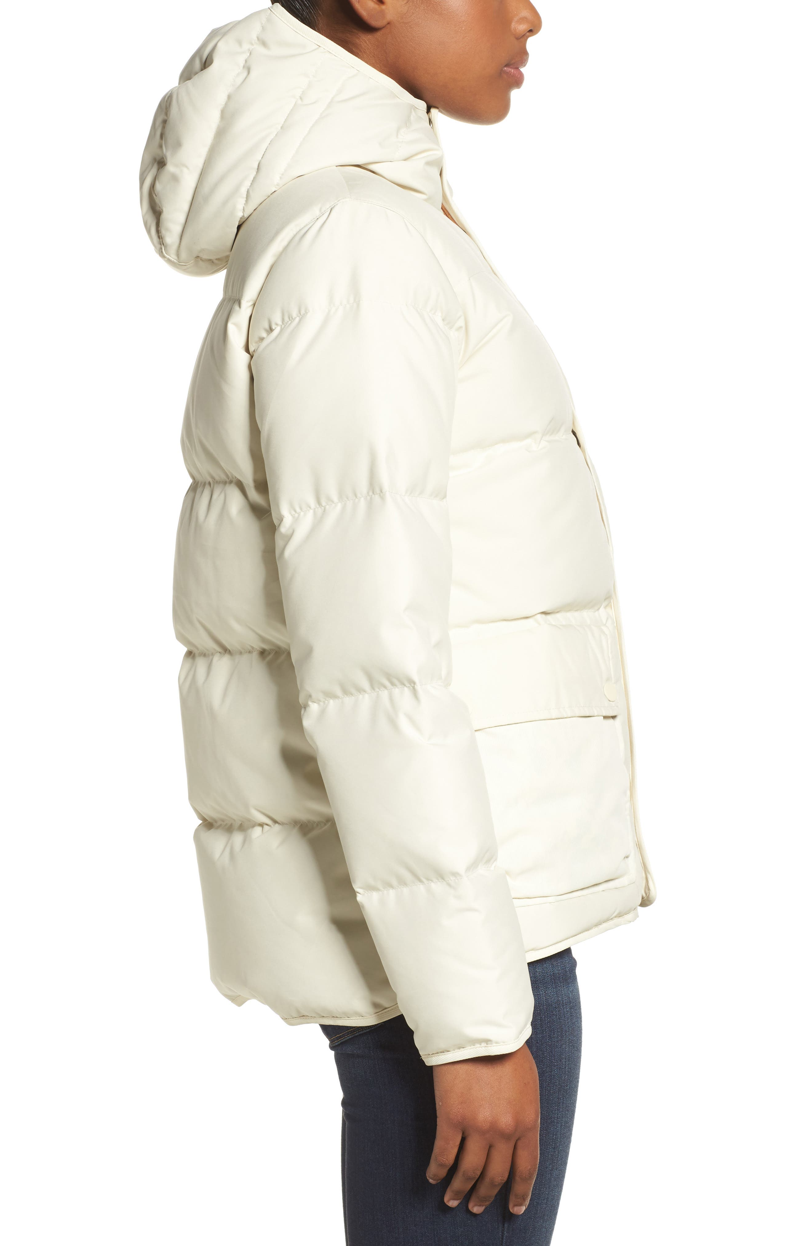 Mage Insulator Hooded Jacket,                             Alternate thumbnail 3, color,                             Canvas