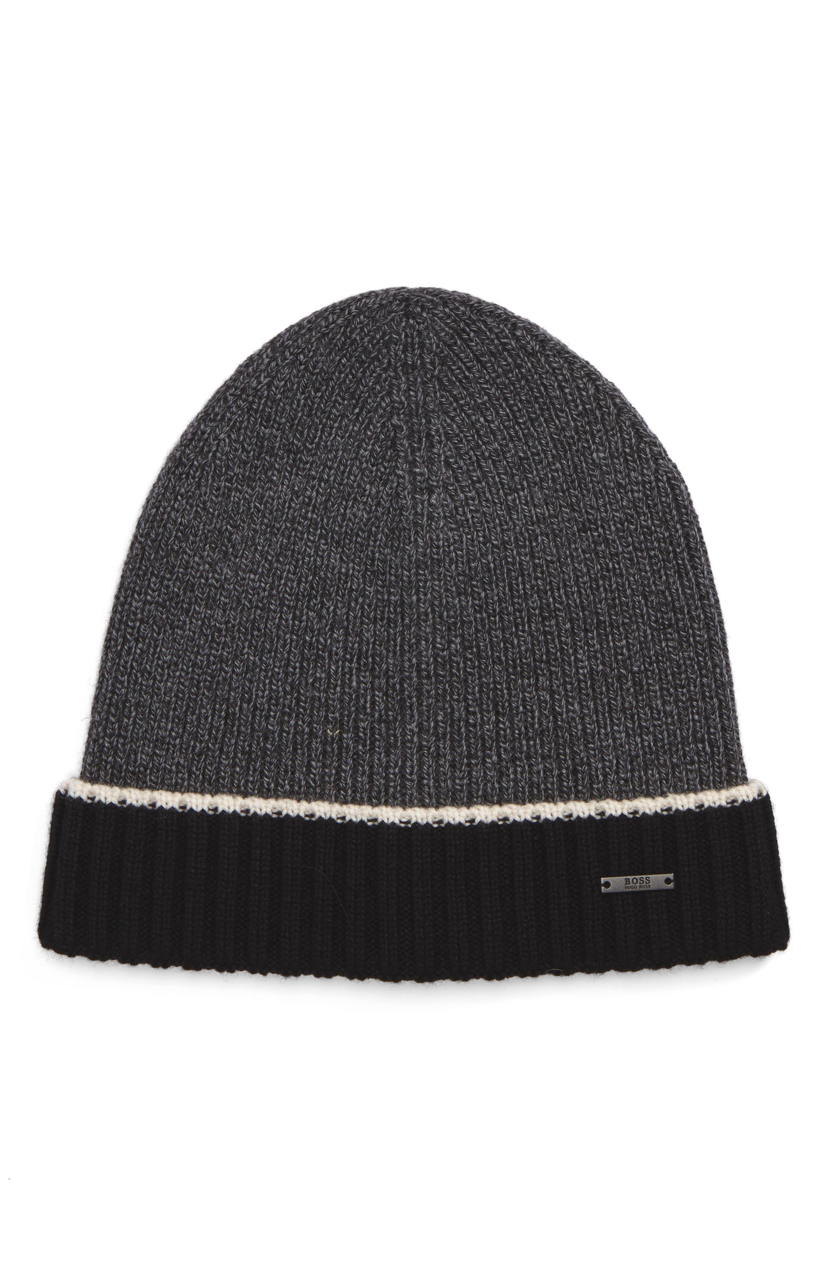 BOSS Frisk Wool Beanie