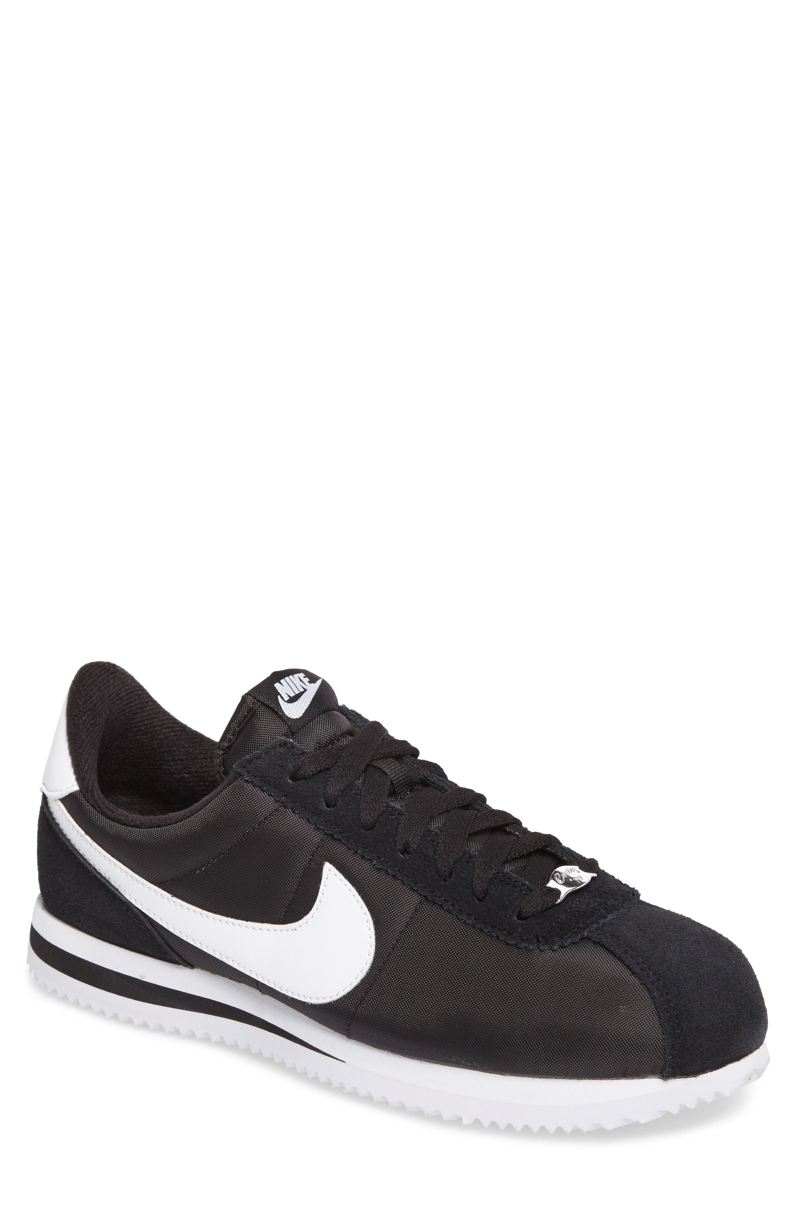Nike Cortez Basic Nylon Sneaker (Men)