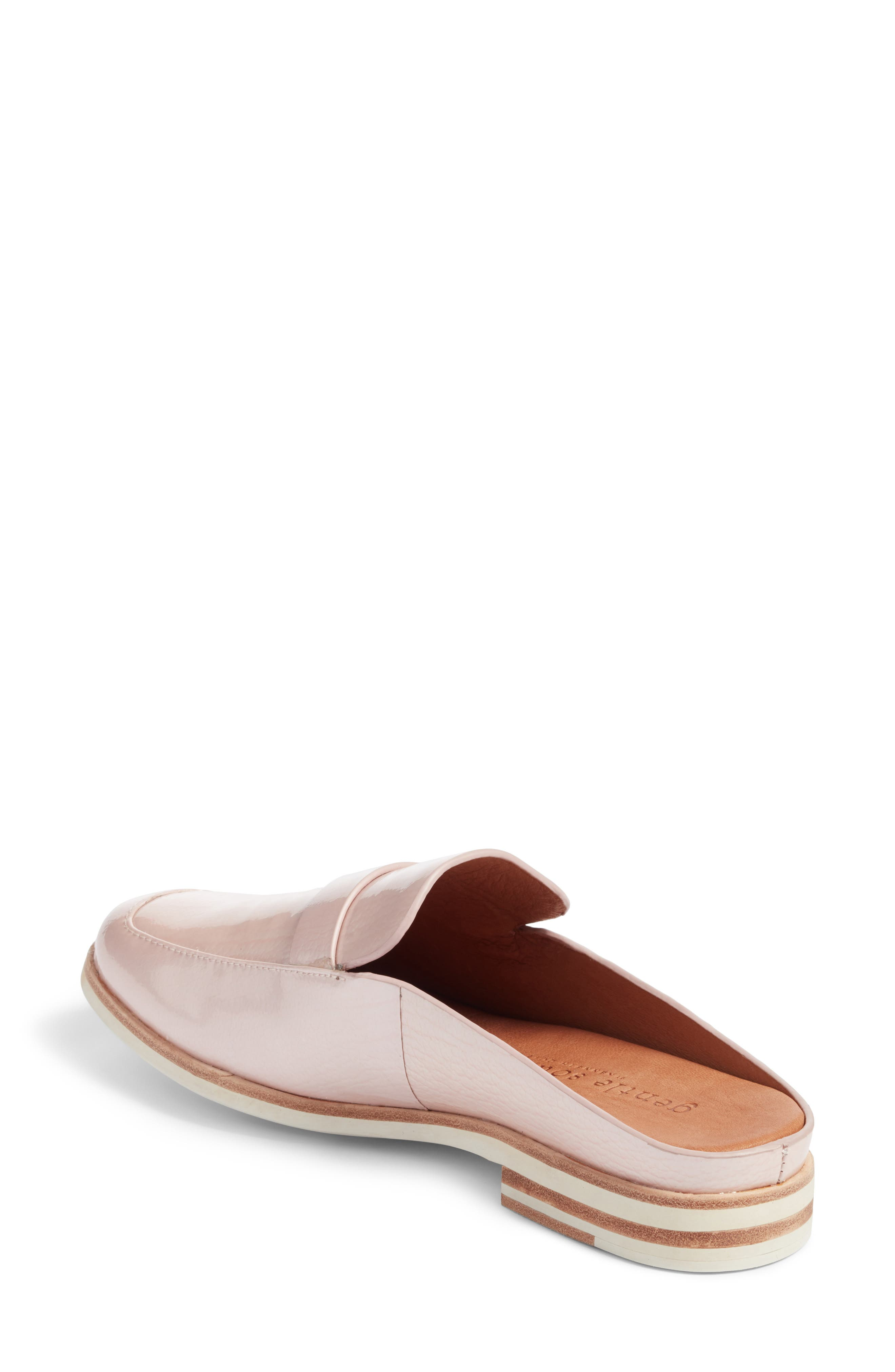 by Kenneth Cole Everett Mule,                             Alternate thumbnail 2, color,                             Rose Patent Leather