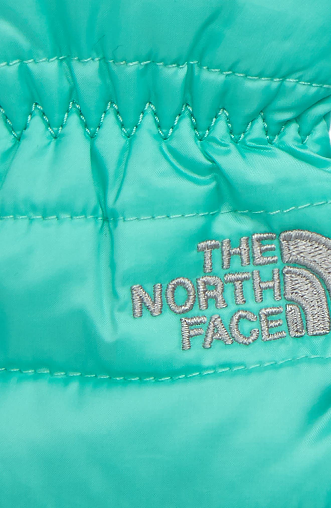 Alternate Image 3  - The North Face Mossbud Reversible Mittens (Baby)