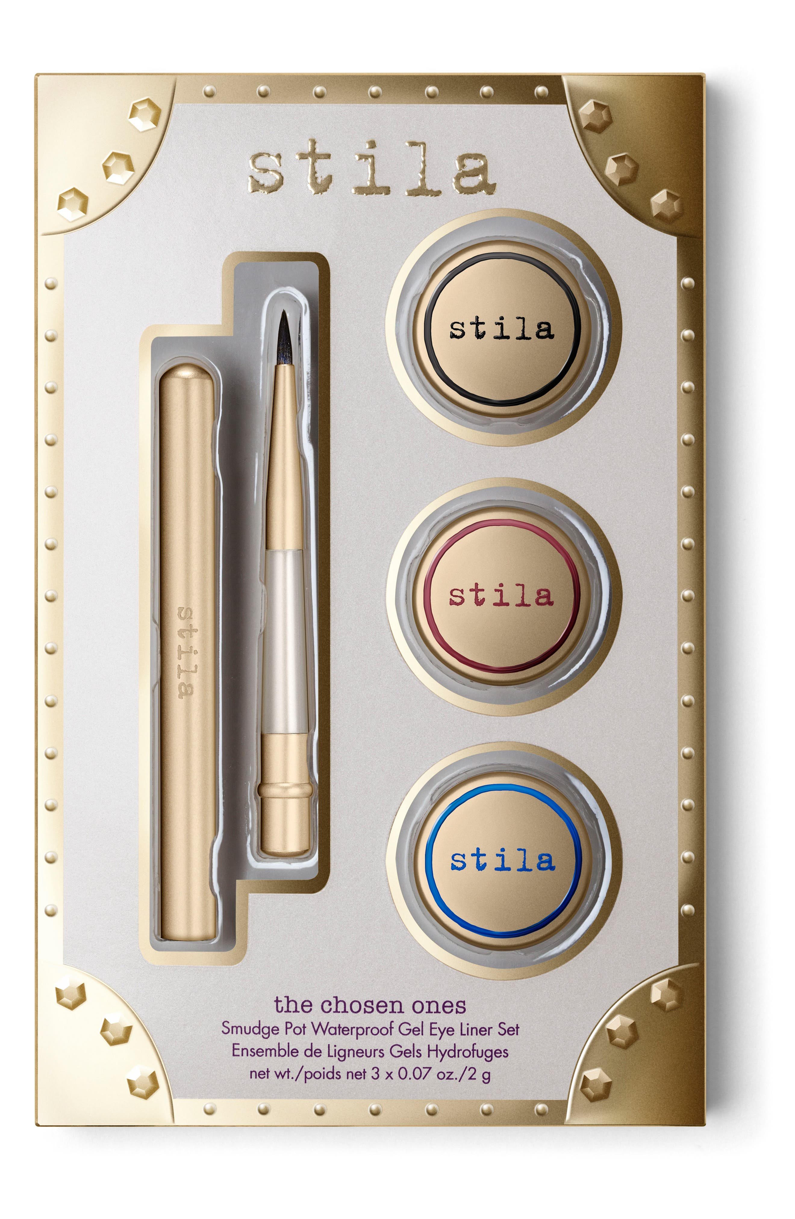 stila the chosen ones smudge pot eyeliner set