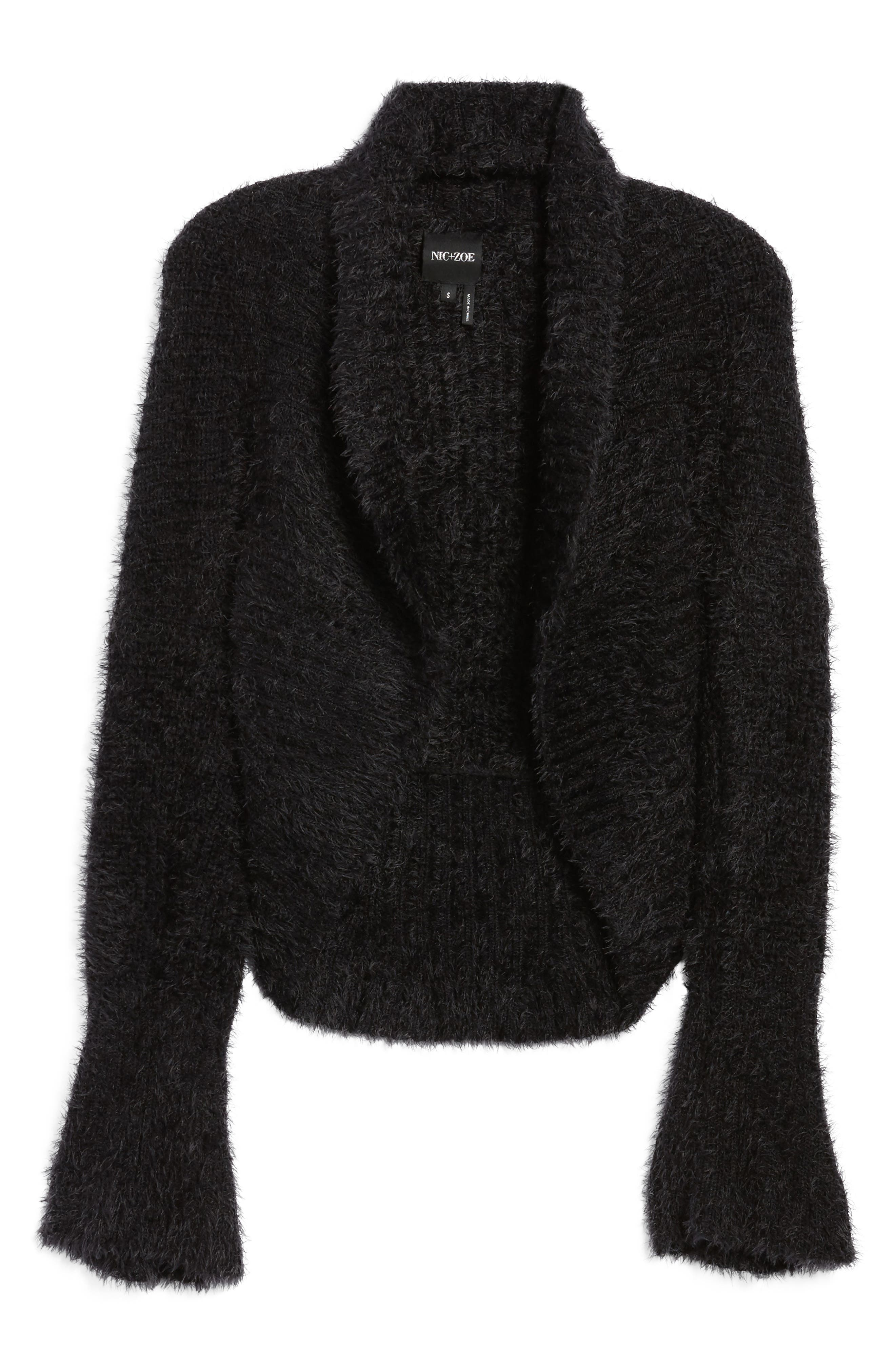 Alternate Image 6  - NIC+ZOE Glacier Cardigan (Regular & Petite)