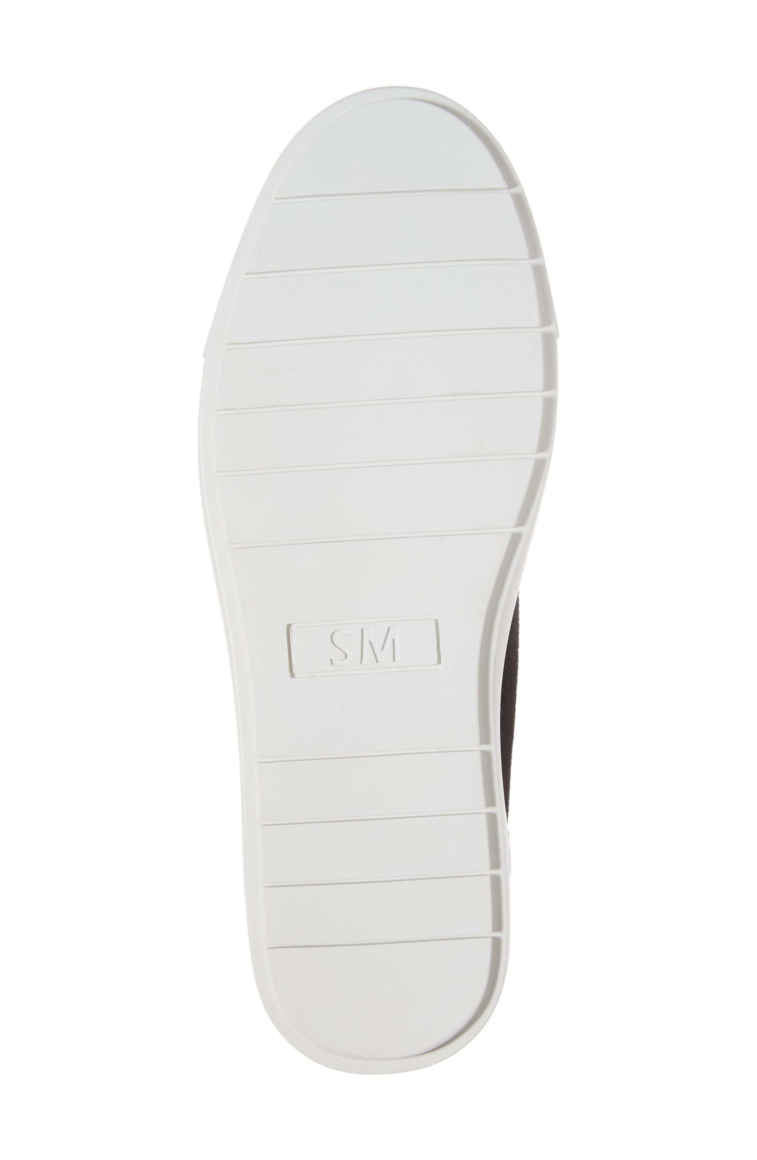Alternate Image 6  - Steve Madden Sly Hidden Wedge Knit Sneaker (Women)
