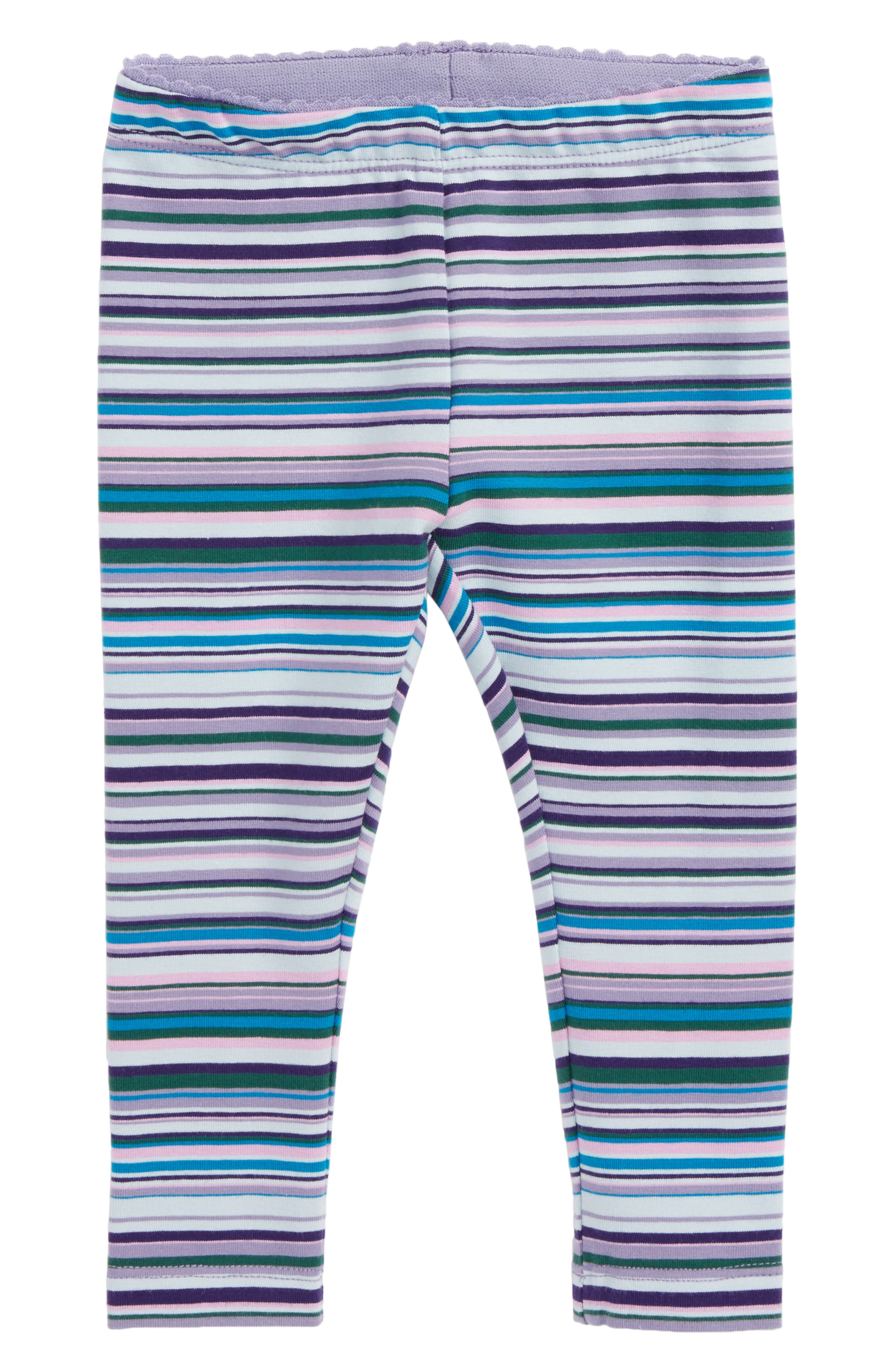 Stripe Leggings,                         Main,                         color, Taffy