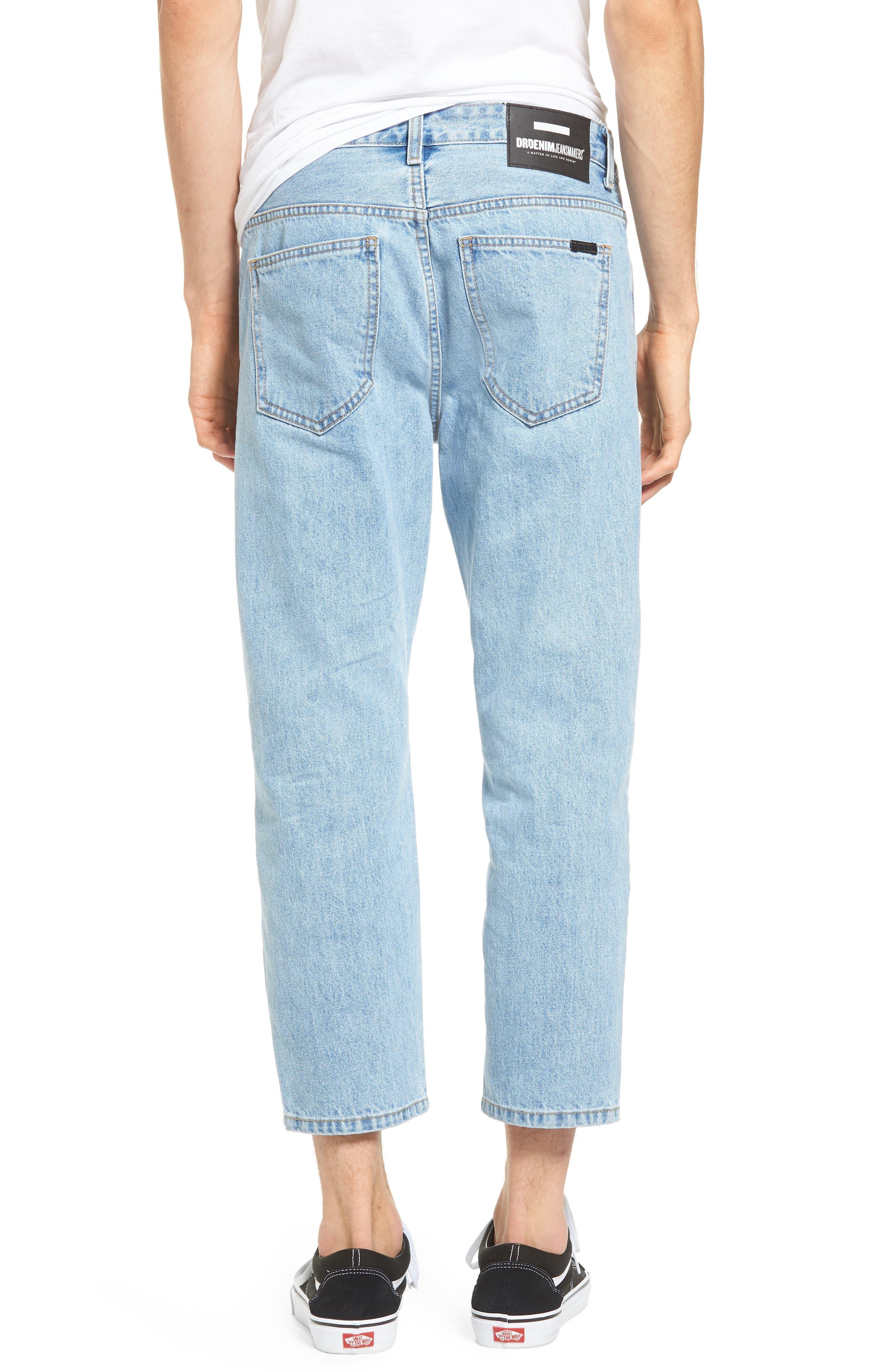 Alternate Image 2  - Dr. Denim Supply Co. Otis Straight Fit Jeans (Light Retro)