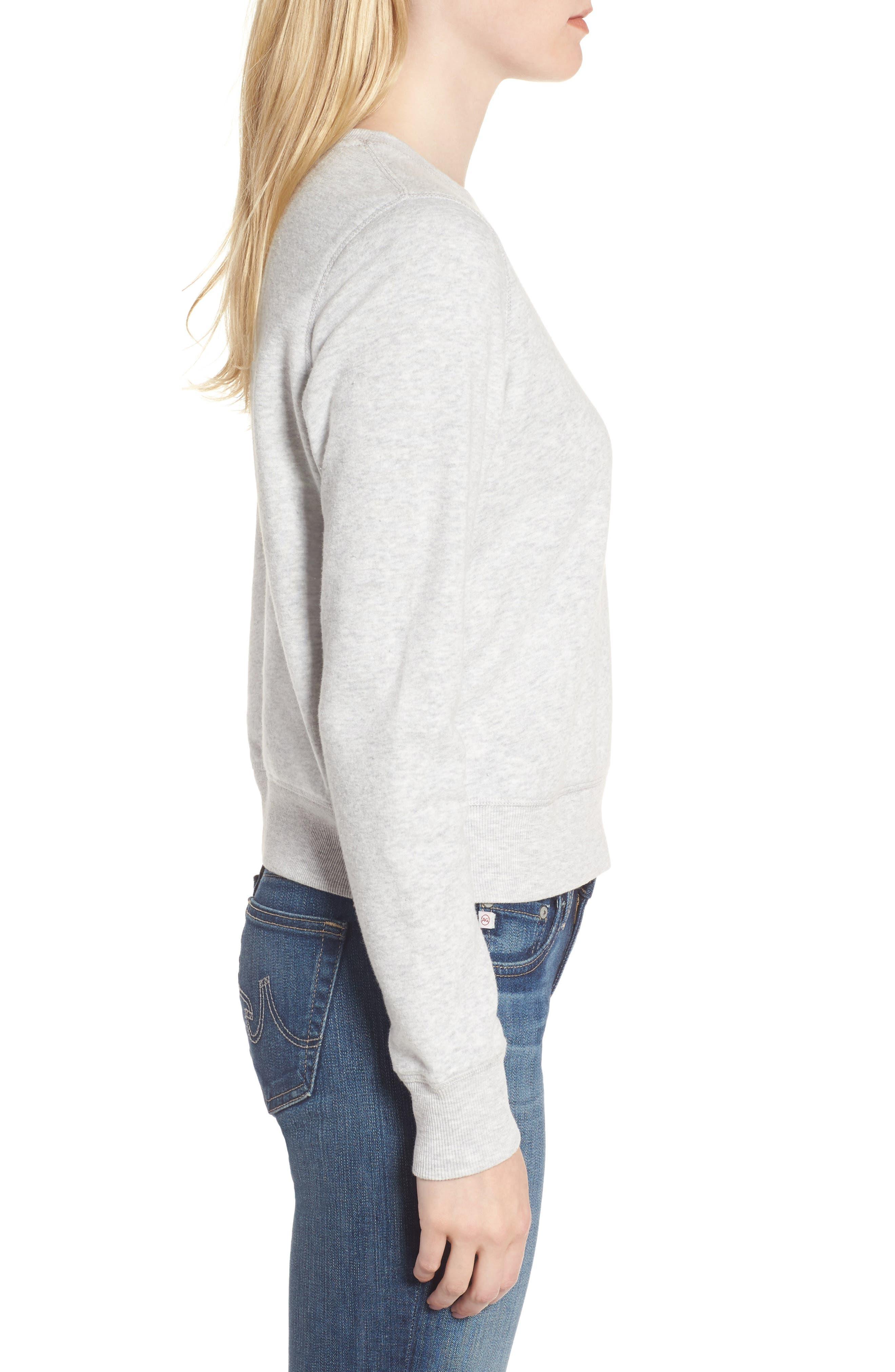 Alternate Image 3  - Rebecca Minkoff Kassidy Tour Sweatshirt