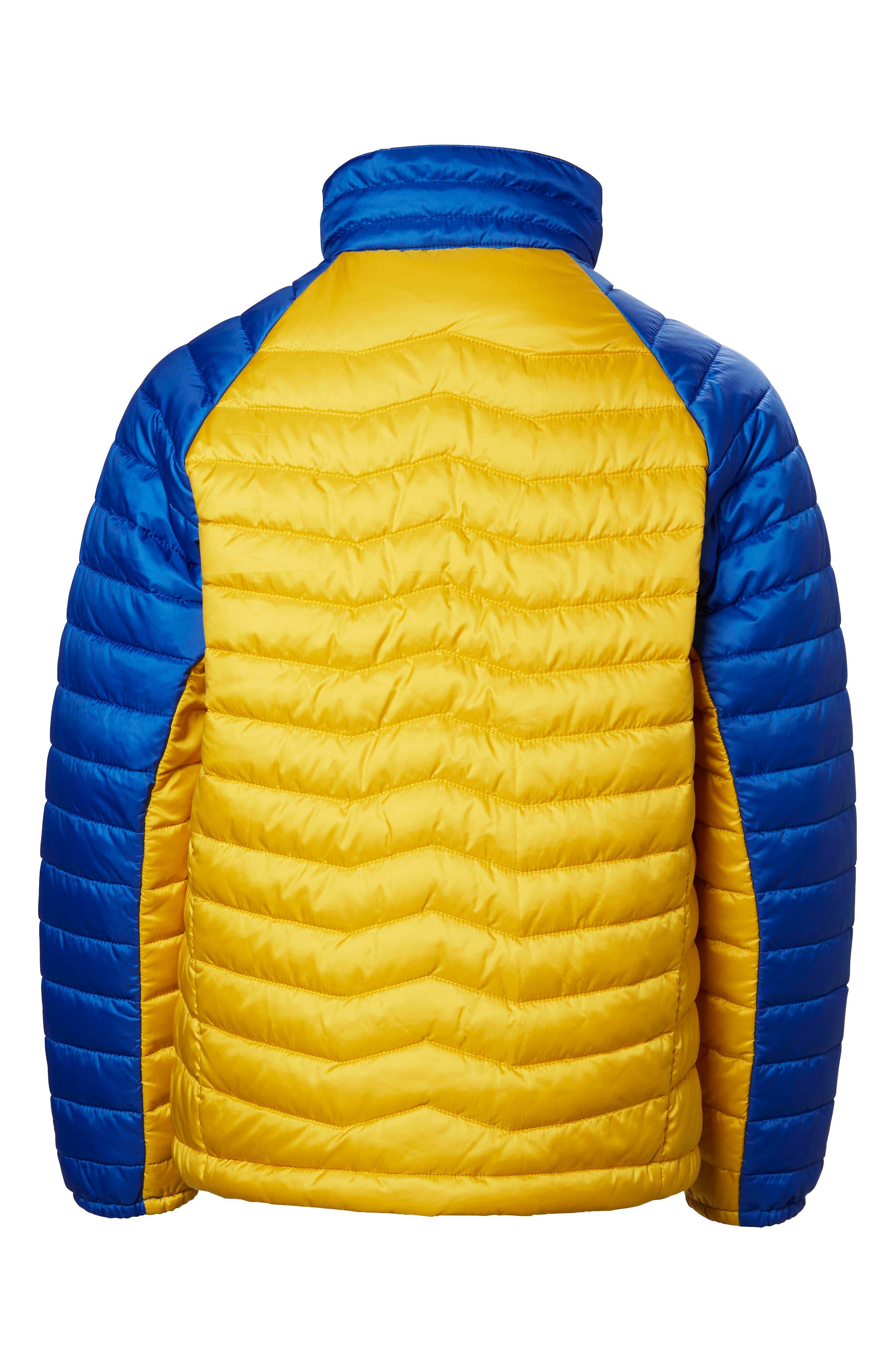 Alternate Image 2  - Helly Hansen Jr Juell Insulator Water Repellent Jacket (Big Boys)