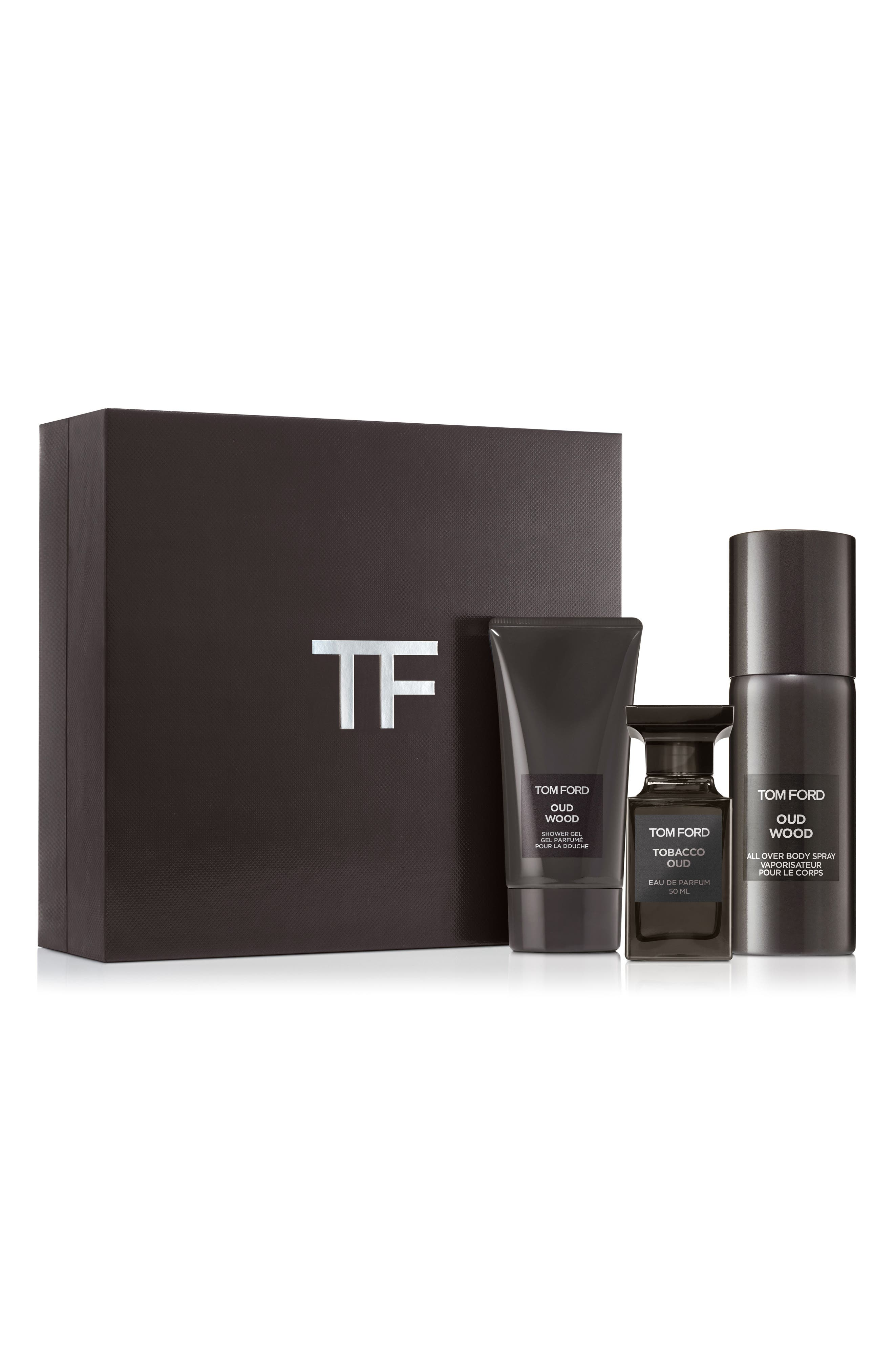 Tom Ford Private Blend Oud Wood Set