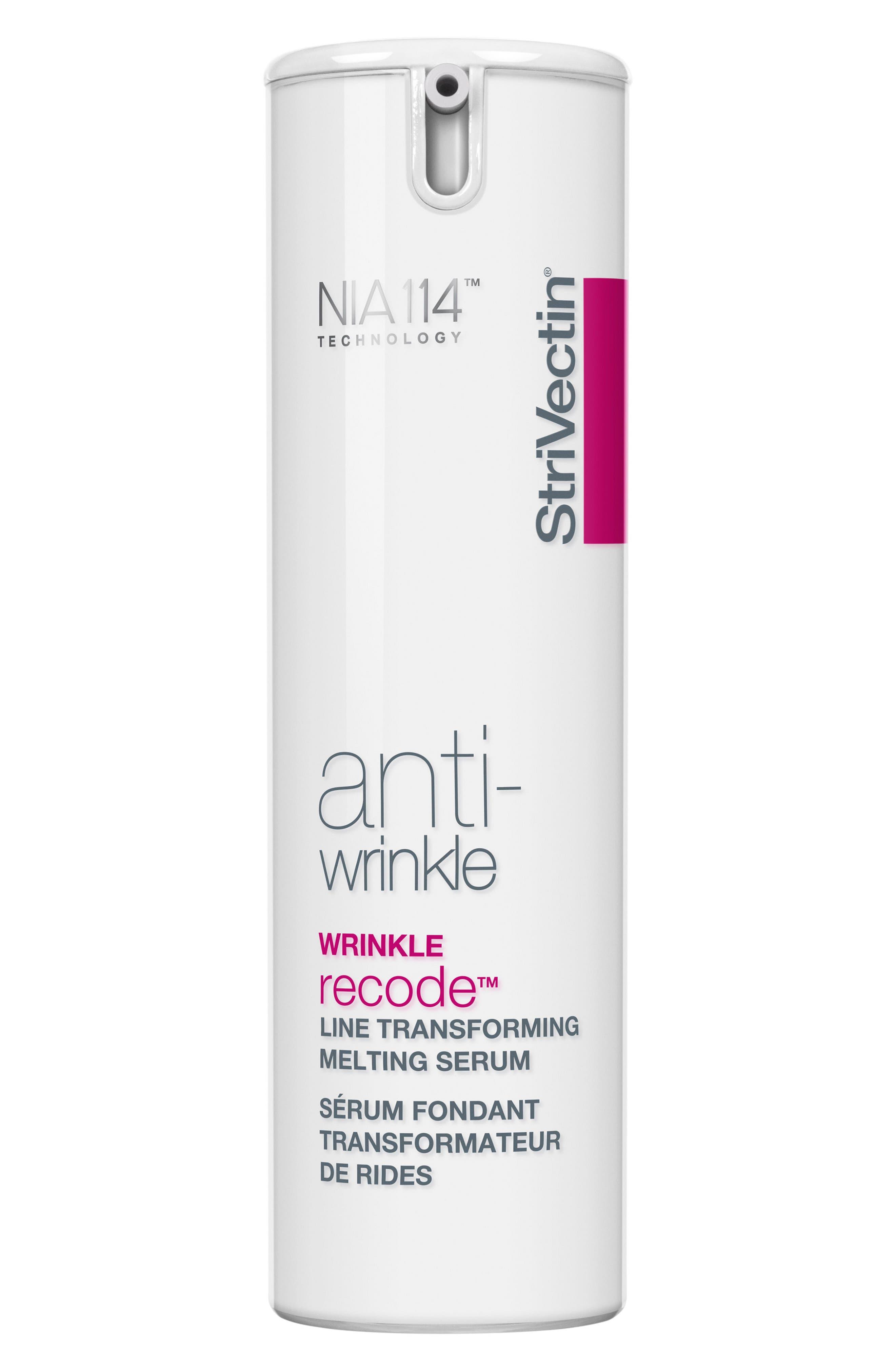 Wrinkle Recode Line Transforming Melting Serum,                             Main thumbnail 1, color,                             No Color