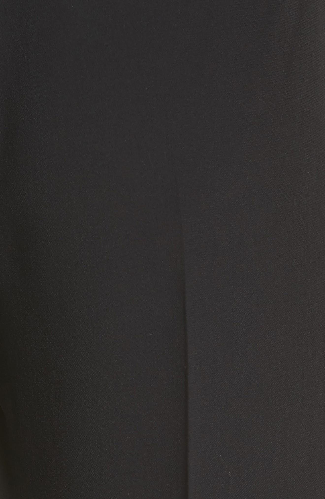 Cady Pants,                             Alternate thumbnail 5, color,                             Black