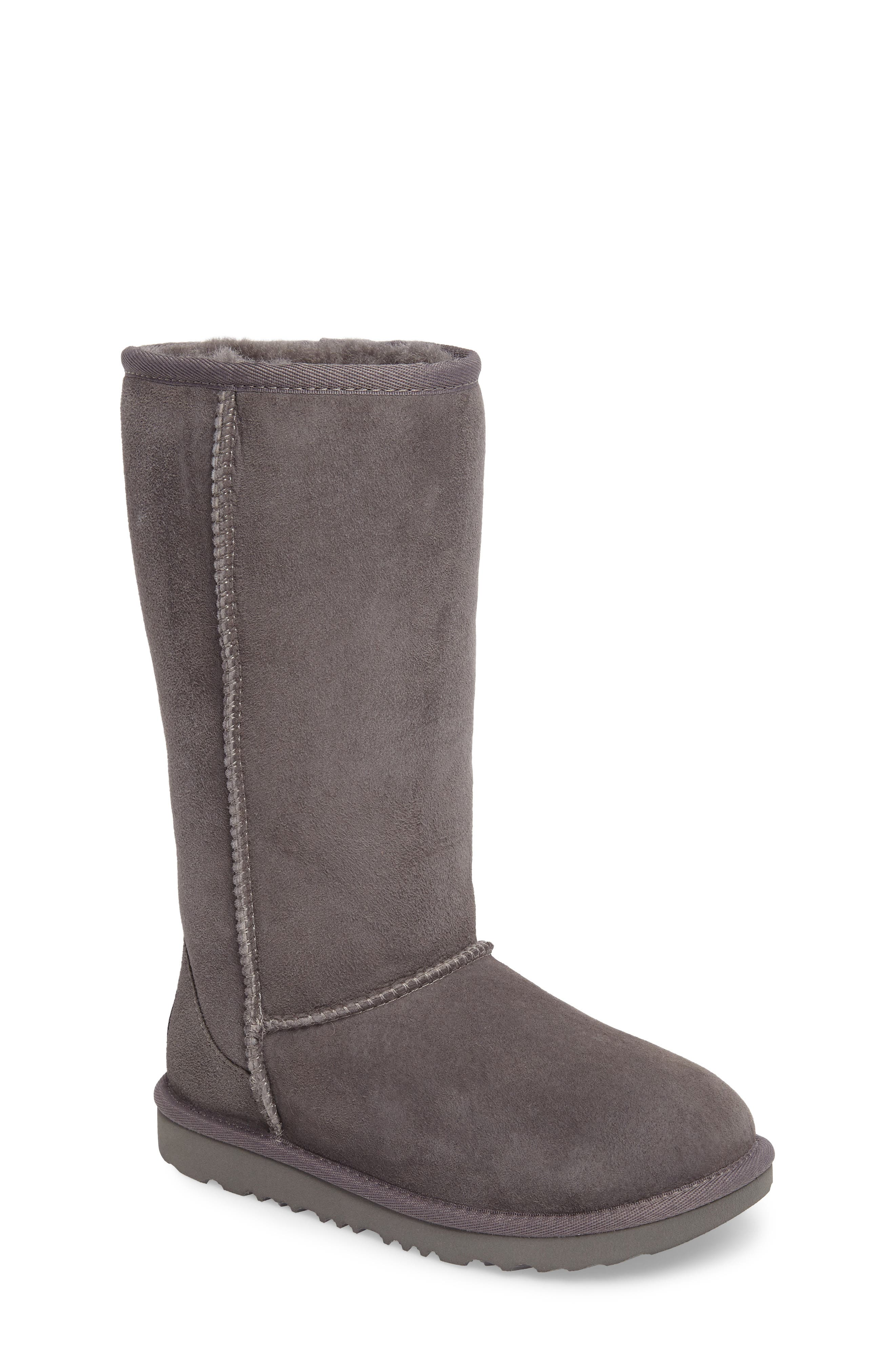 UGG® Classic II Water-Resistant Tall Boot (Little Kid & Big Kid)