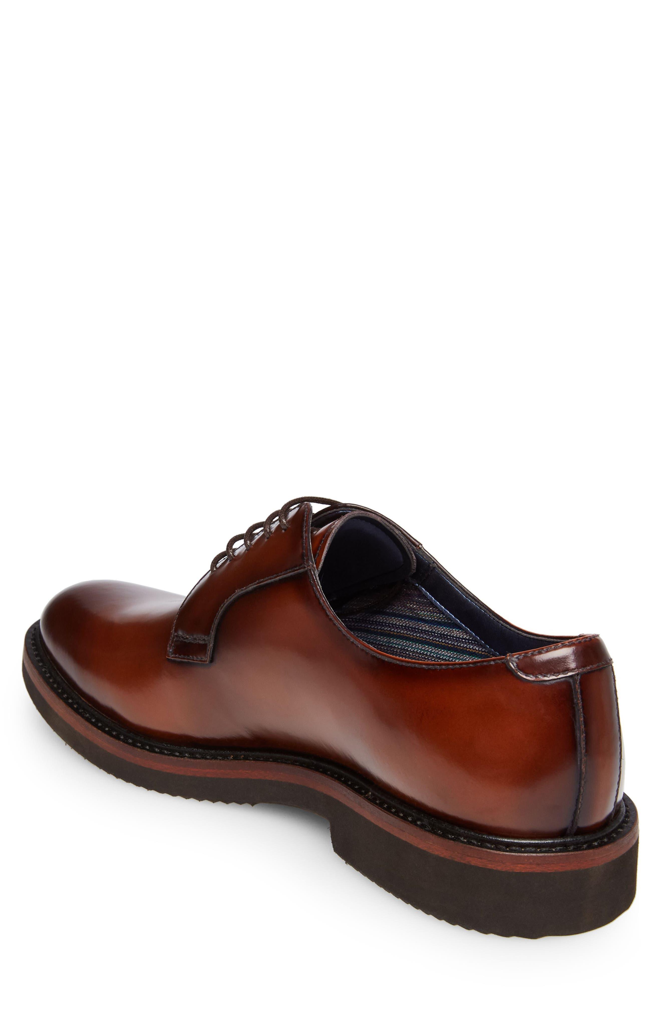 Alternate Image 2  - Steve Madden Drama Plain Toe Derby (Men)