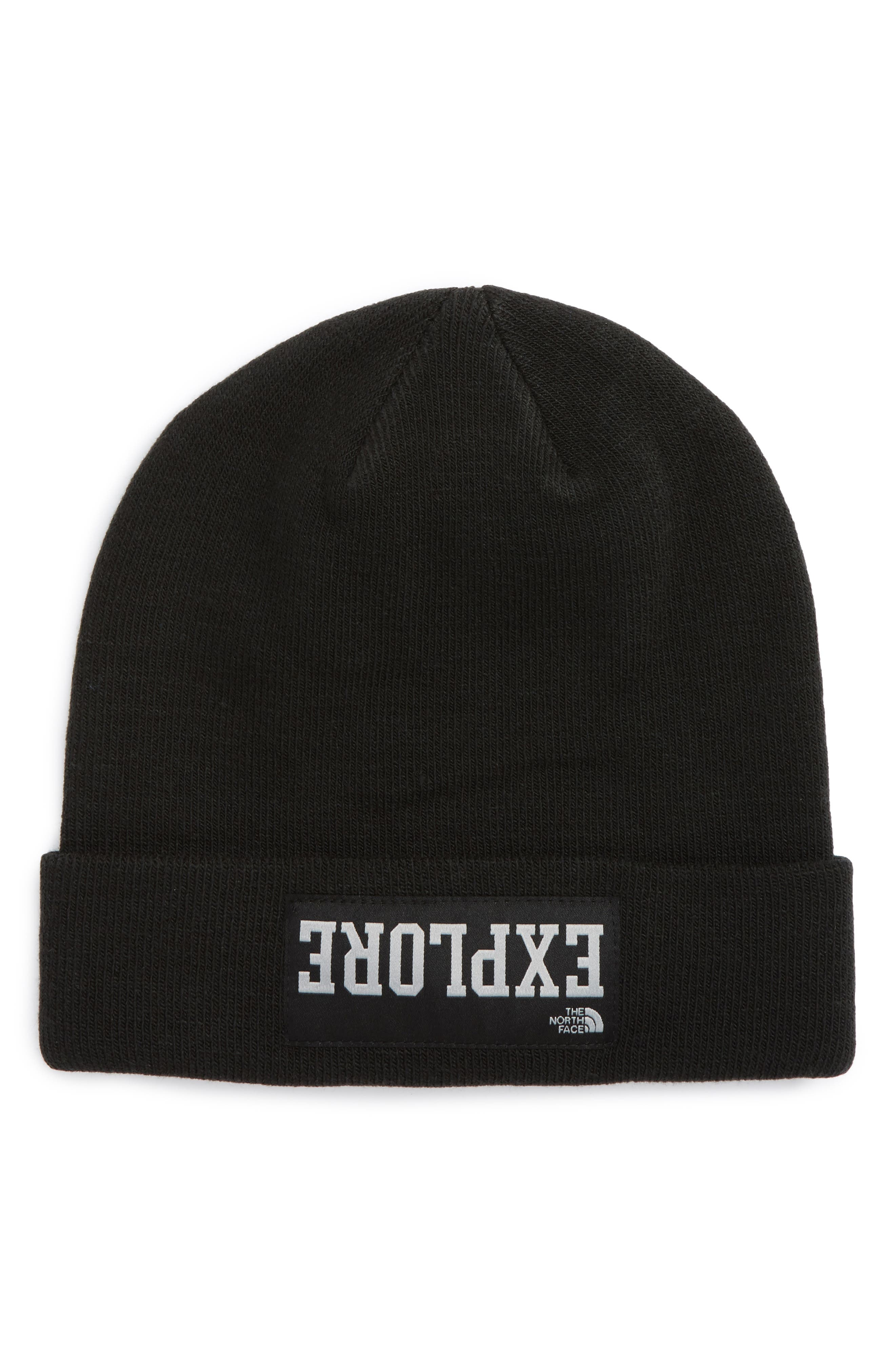 Main Image - The North Face Dock Worker Beanie (Boys)