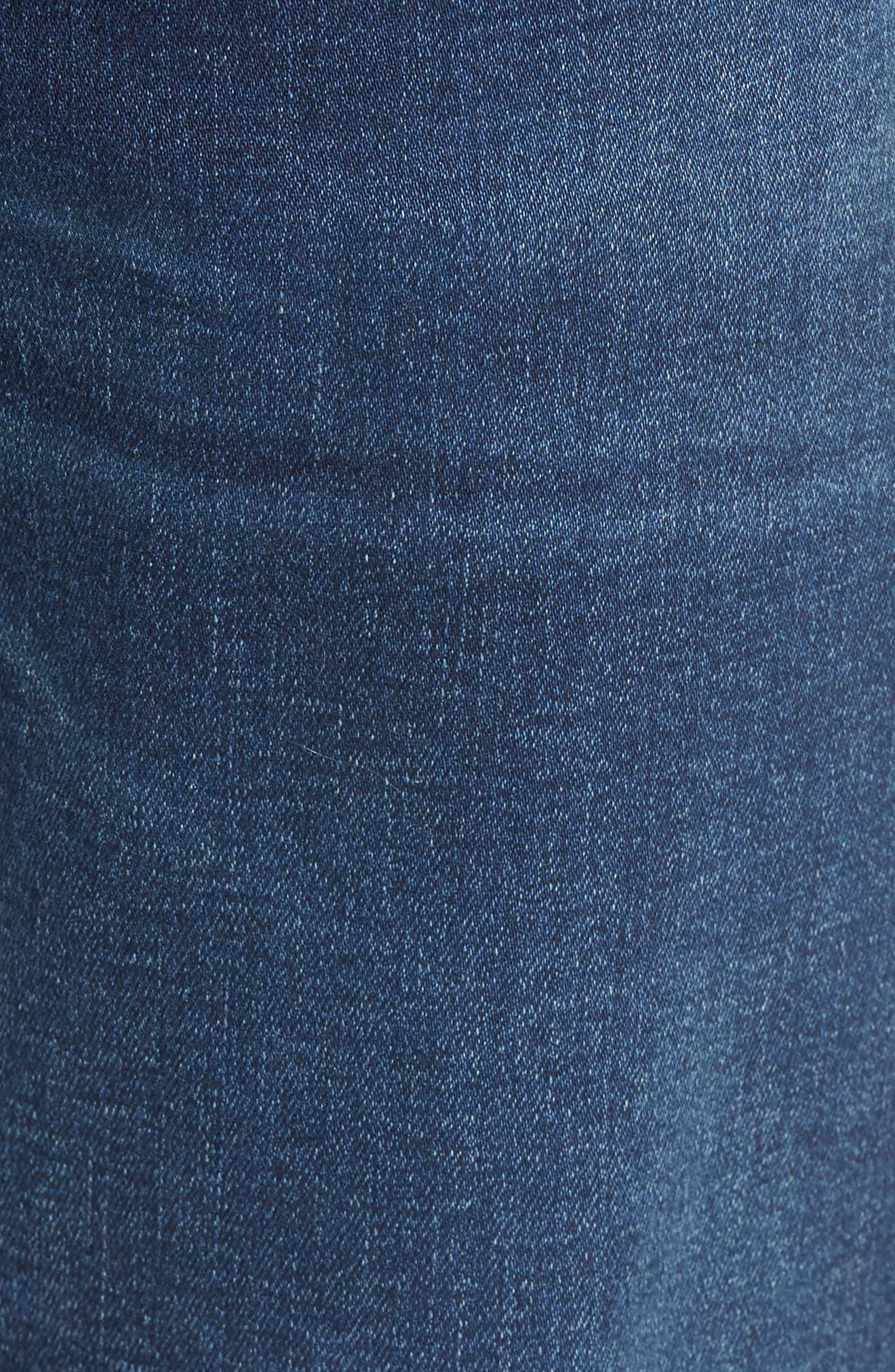 PERFORM - Gage Slim Straight Leg Jeans,                             Alternate thumbnail 5, color,                             Turner