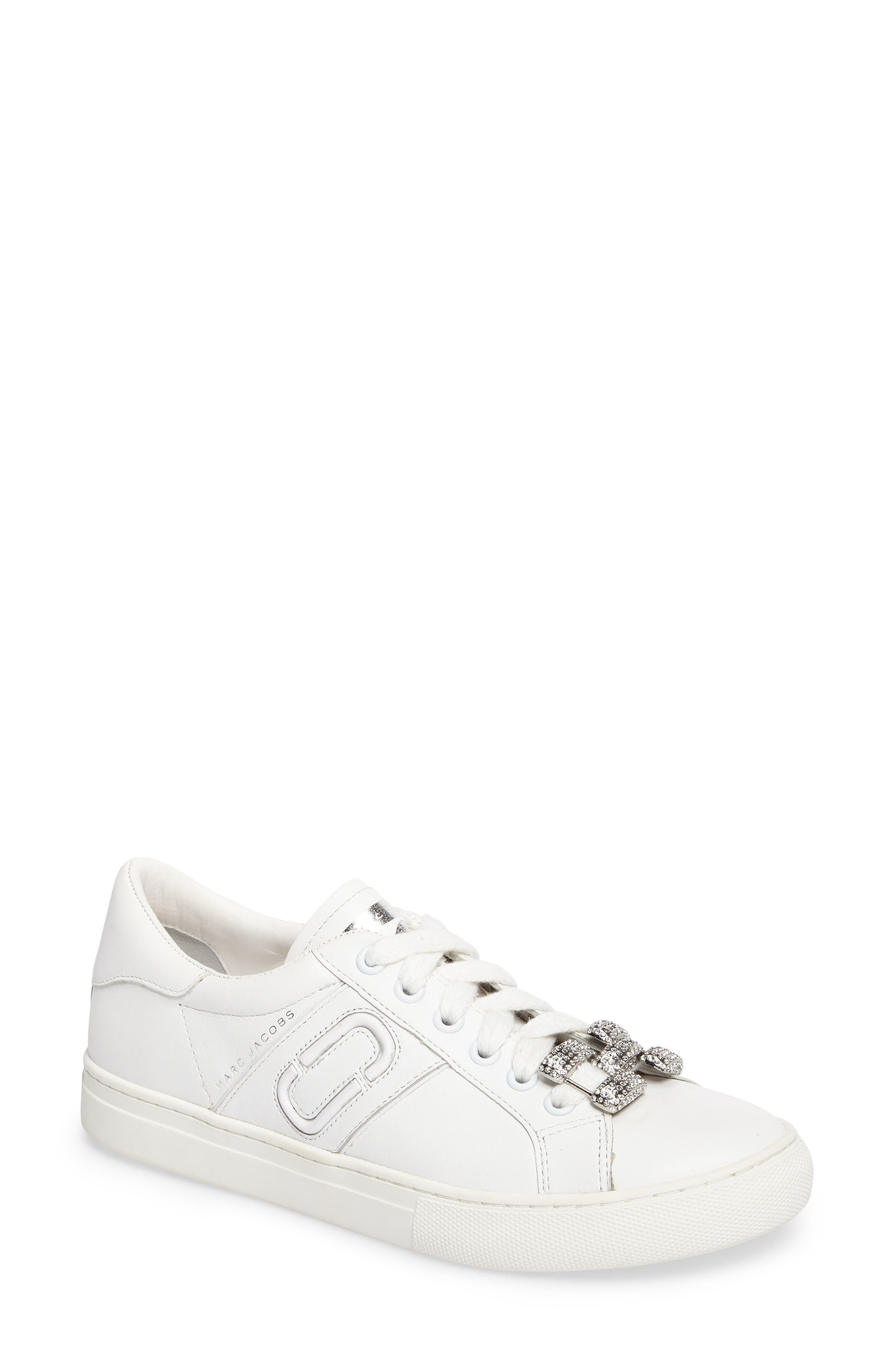 Alternate Image 1 Selected - MARC JACOBS Empire Chain Link Sneaker (Women)
