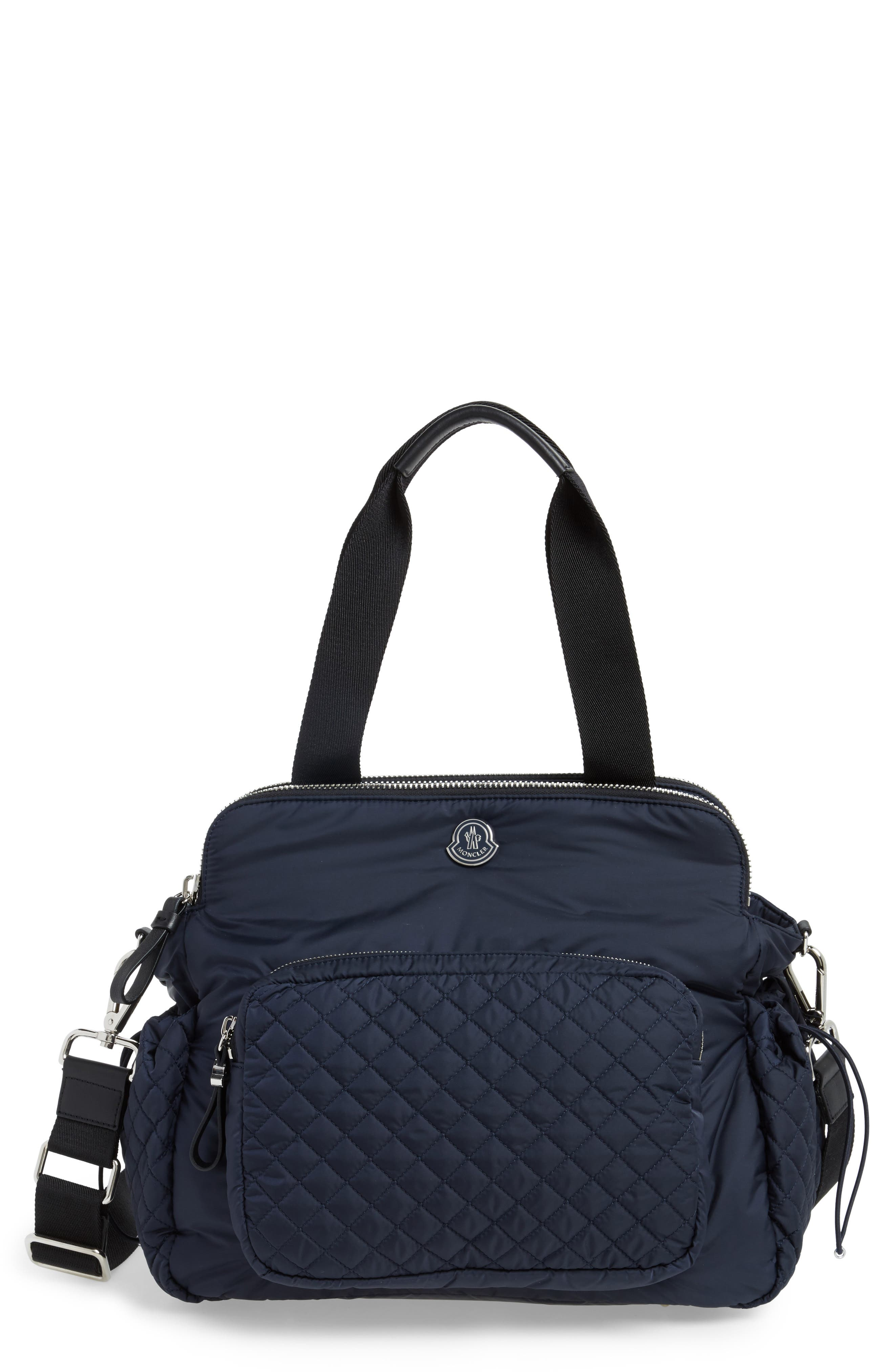 Mommy Nylon Diaper Bag by Moncler