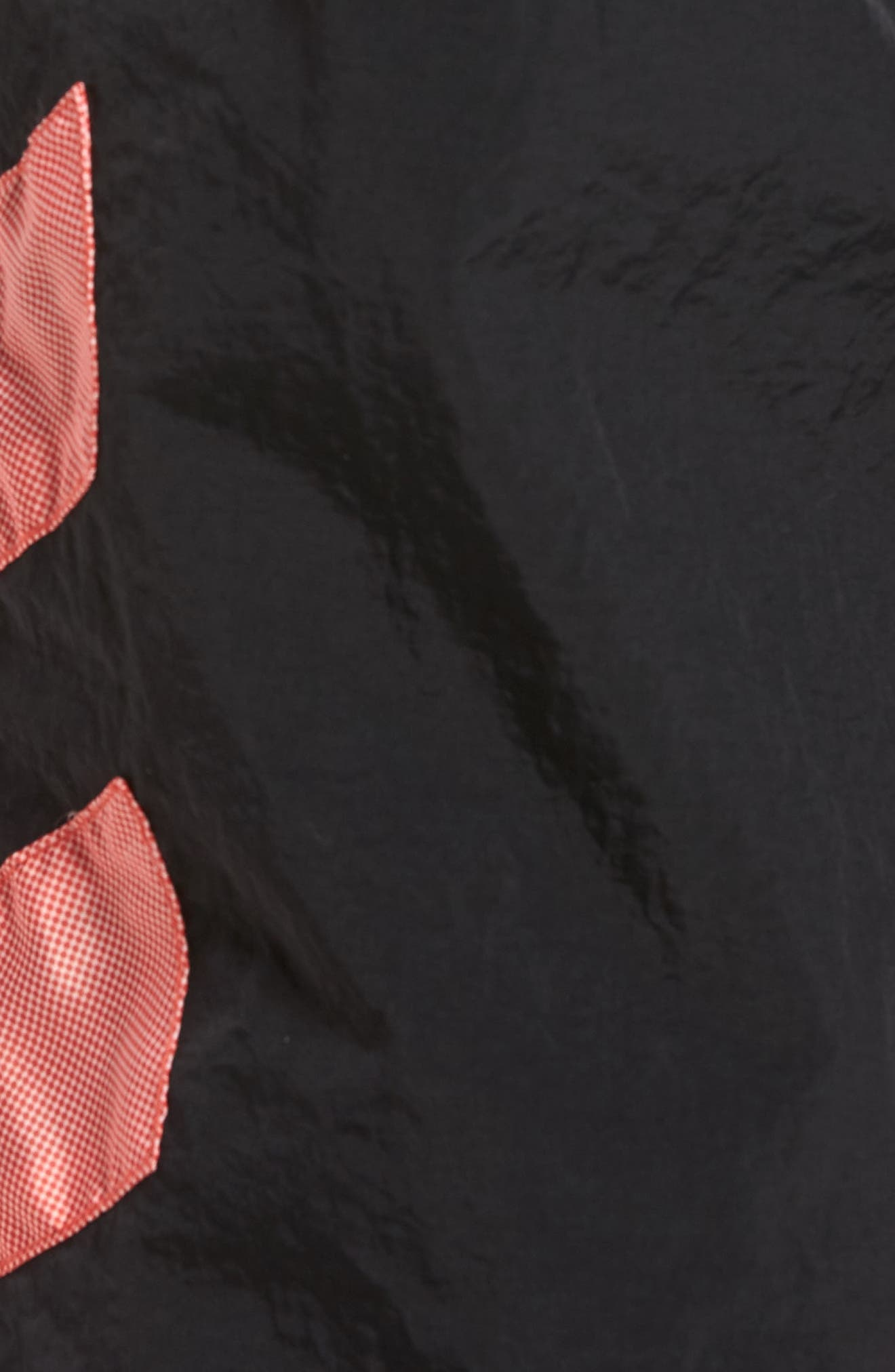 Originals Tironti Windpants,                             Alternate thumbnail 5, color,                             Black/ Grey