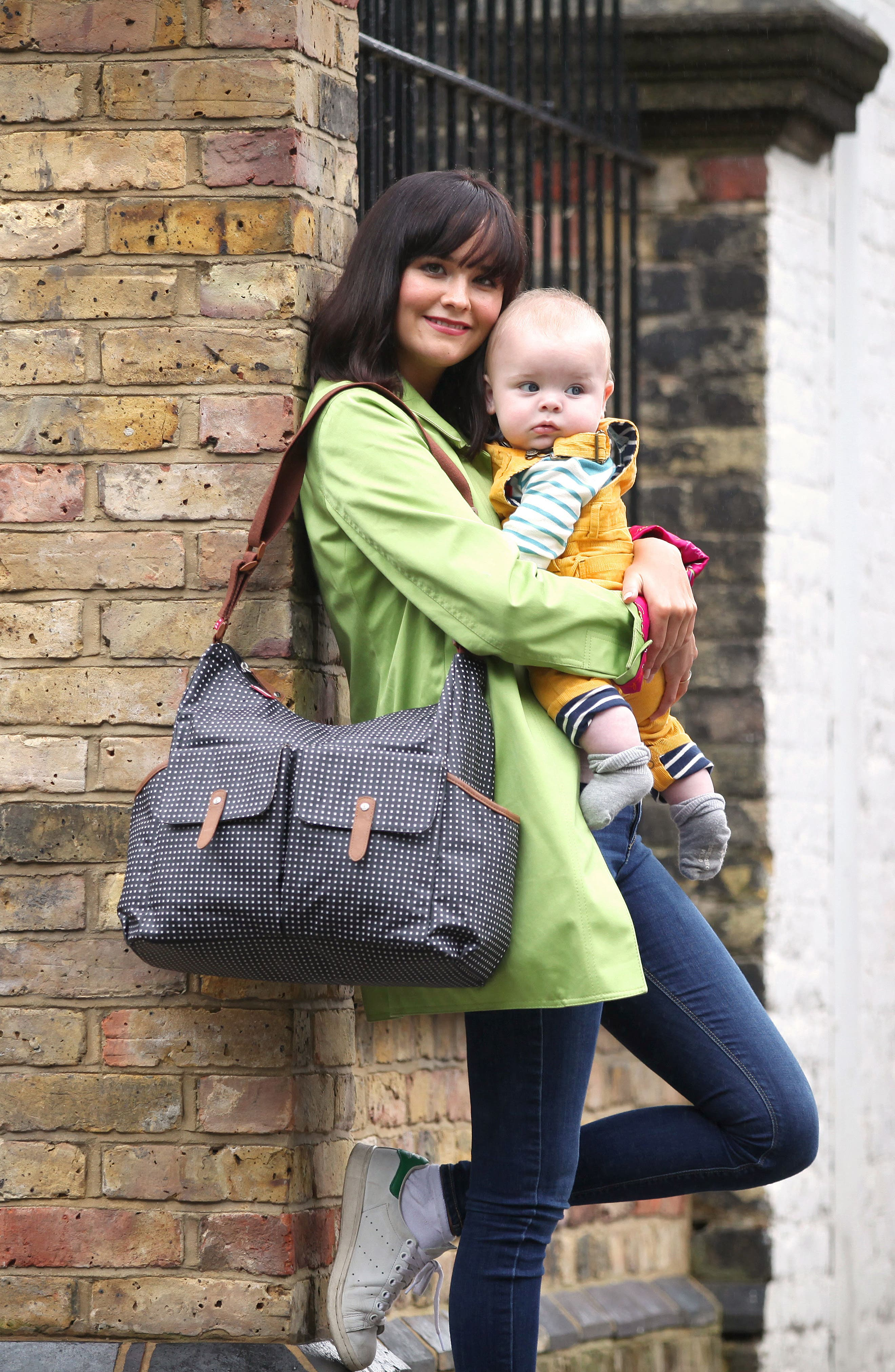 Alternate Image 5  - Babymel Frankie Diaper Bag