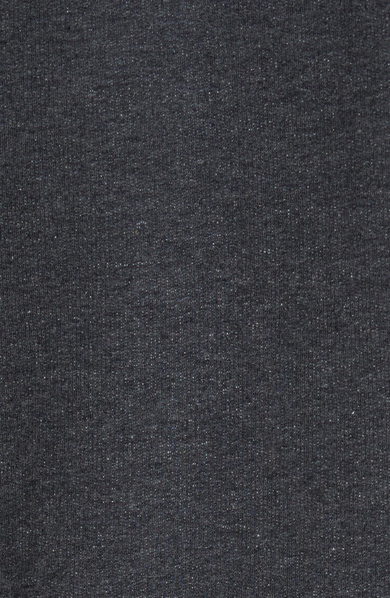 Alternate Image 5  - Tunellus Fleece Lined Hoodie