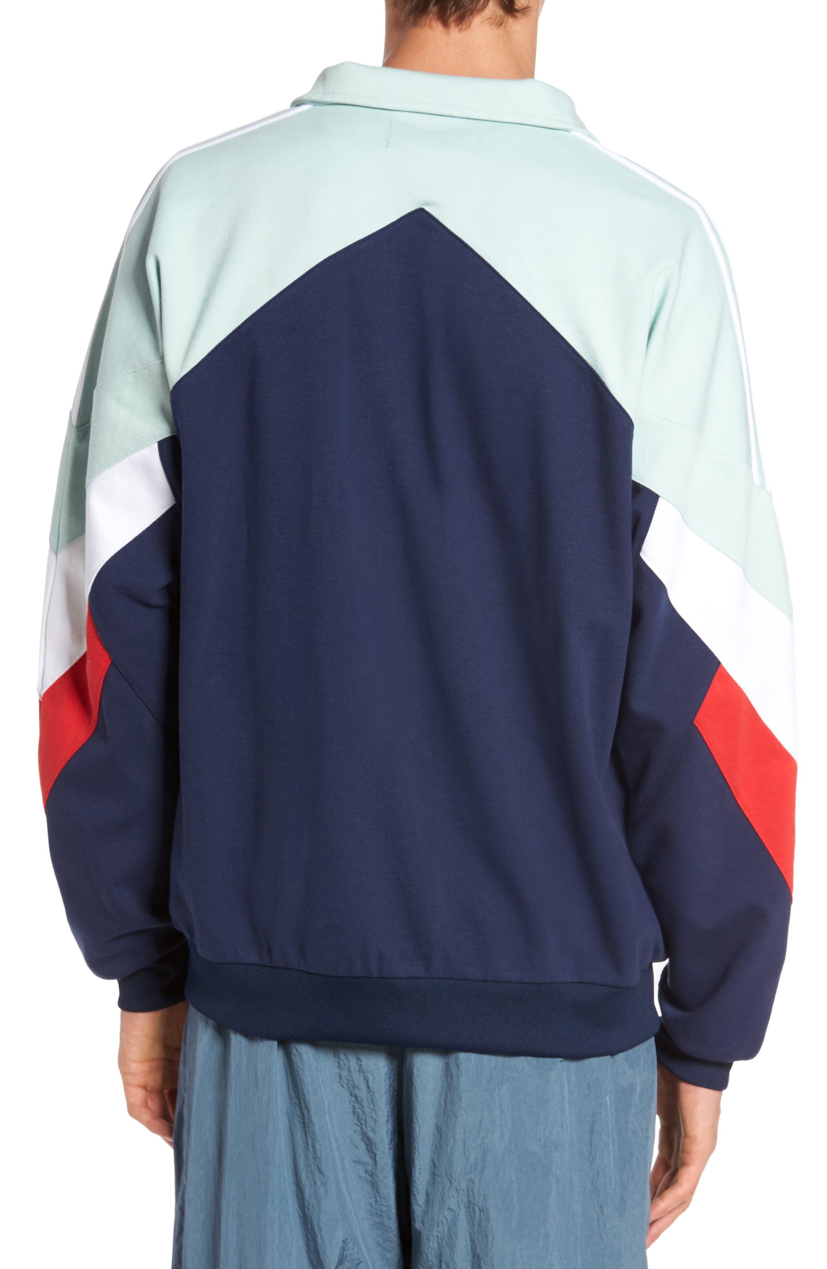 Alternate Image 2  - adidas Originals Palmeston Track Jacket