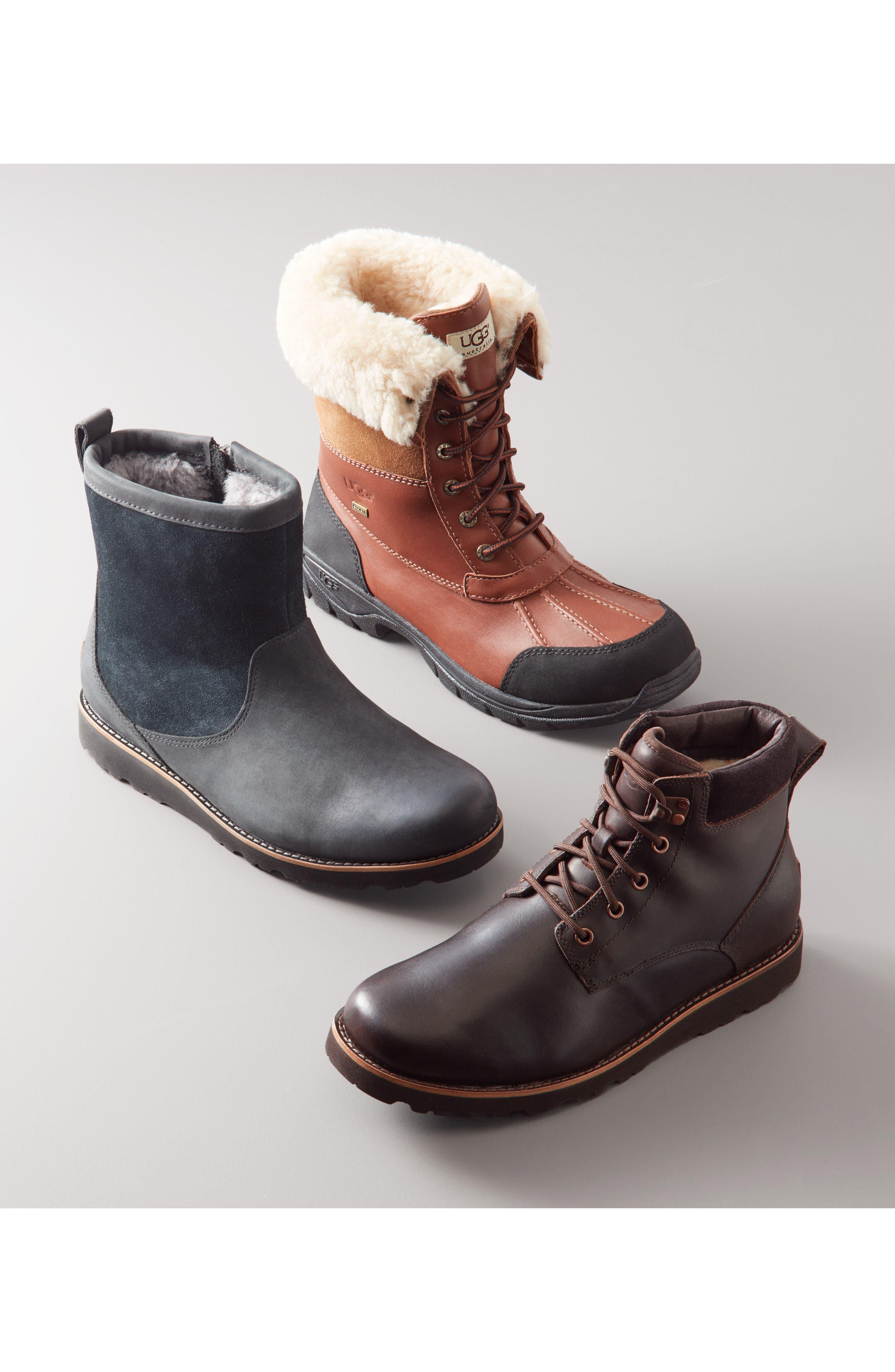 32bb2e3be97 Australia Hendren Tl Waterproof Side Zip Boots, Black