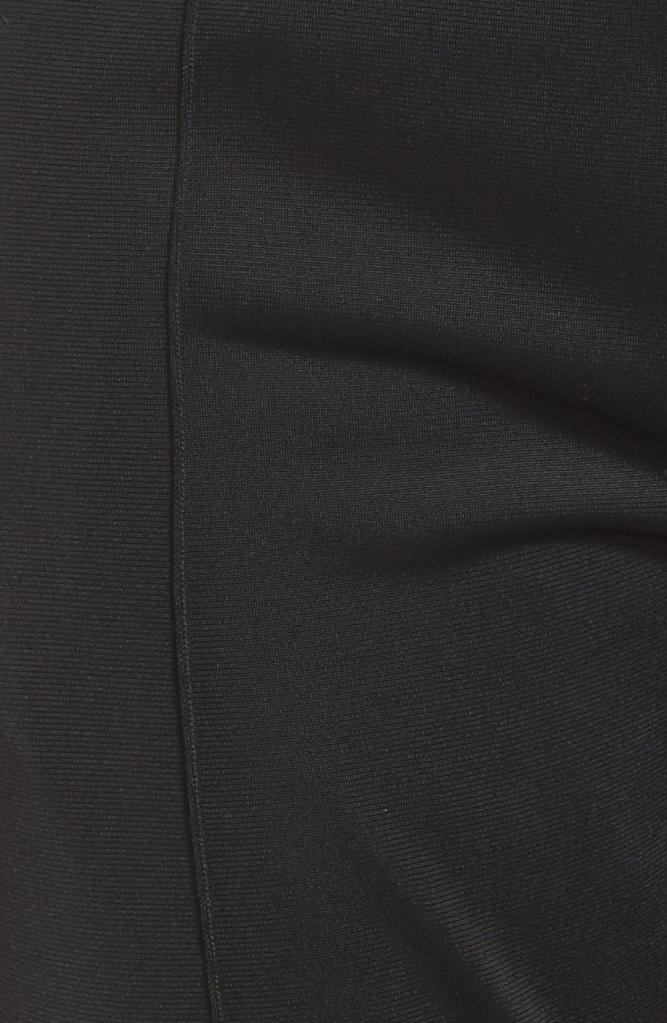 Originals Superstar Track Pants,                             Alternate thumbnail 6, color,                             Black