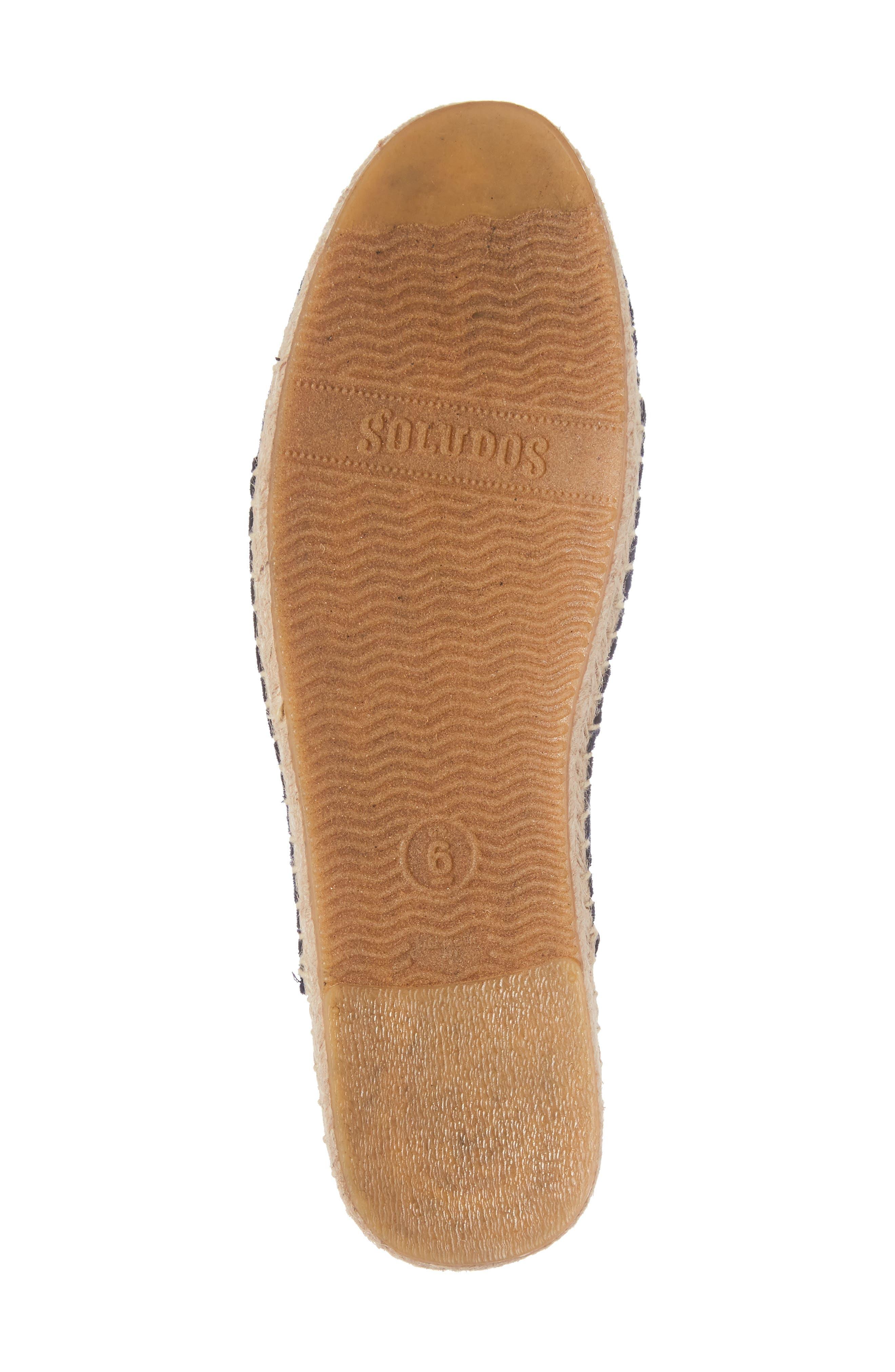 Alternate Image 5  - Soludos Knotted Velvet Loafer Mule (Women)