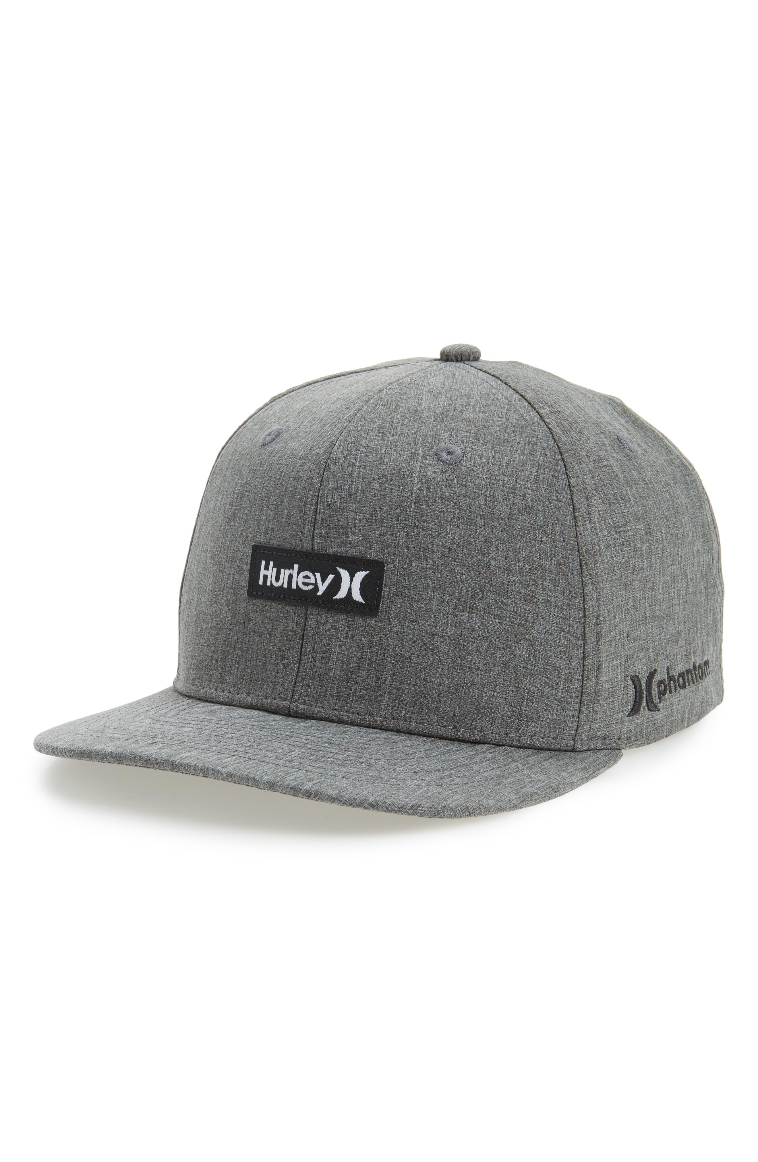 Main Image - Hurley Phantom One & Only Snapback Baseball Cap