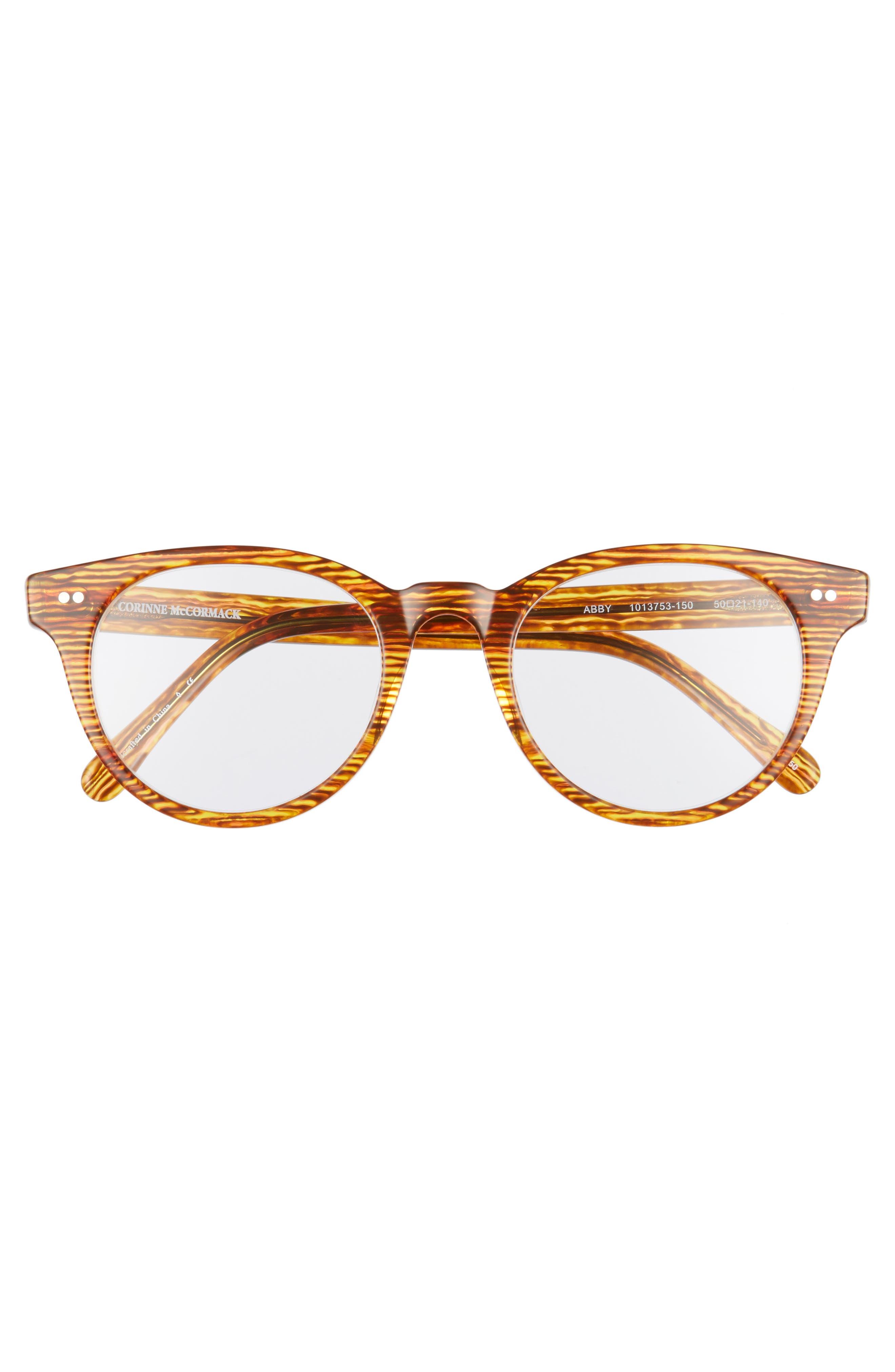 Alternate Image 3  - Corinne McCormack Abby 50mm Reading Glasses