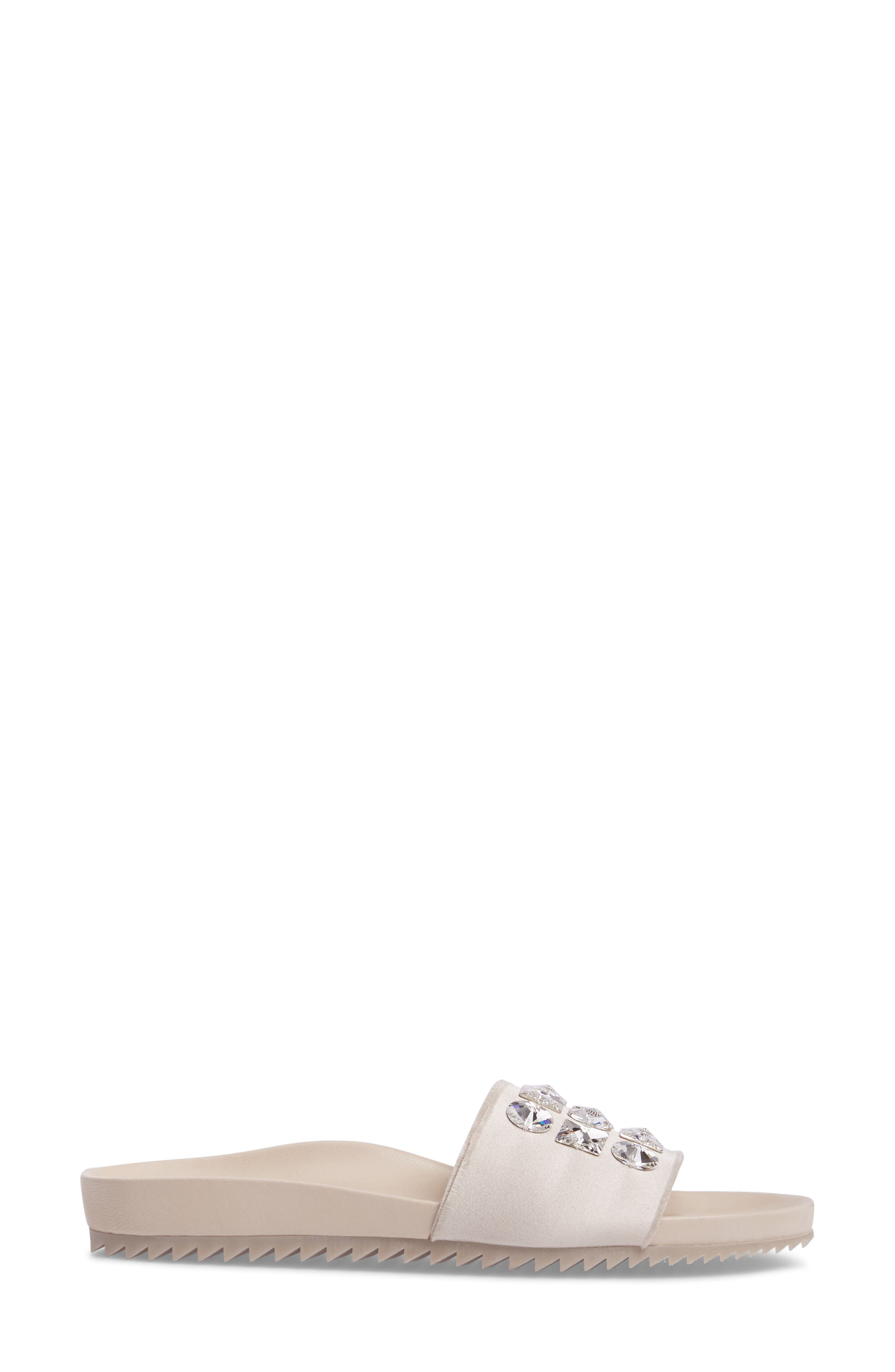Alternate Image 3  - Pedro Garcia Amery Crystal Slide Sandal (Women)
