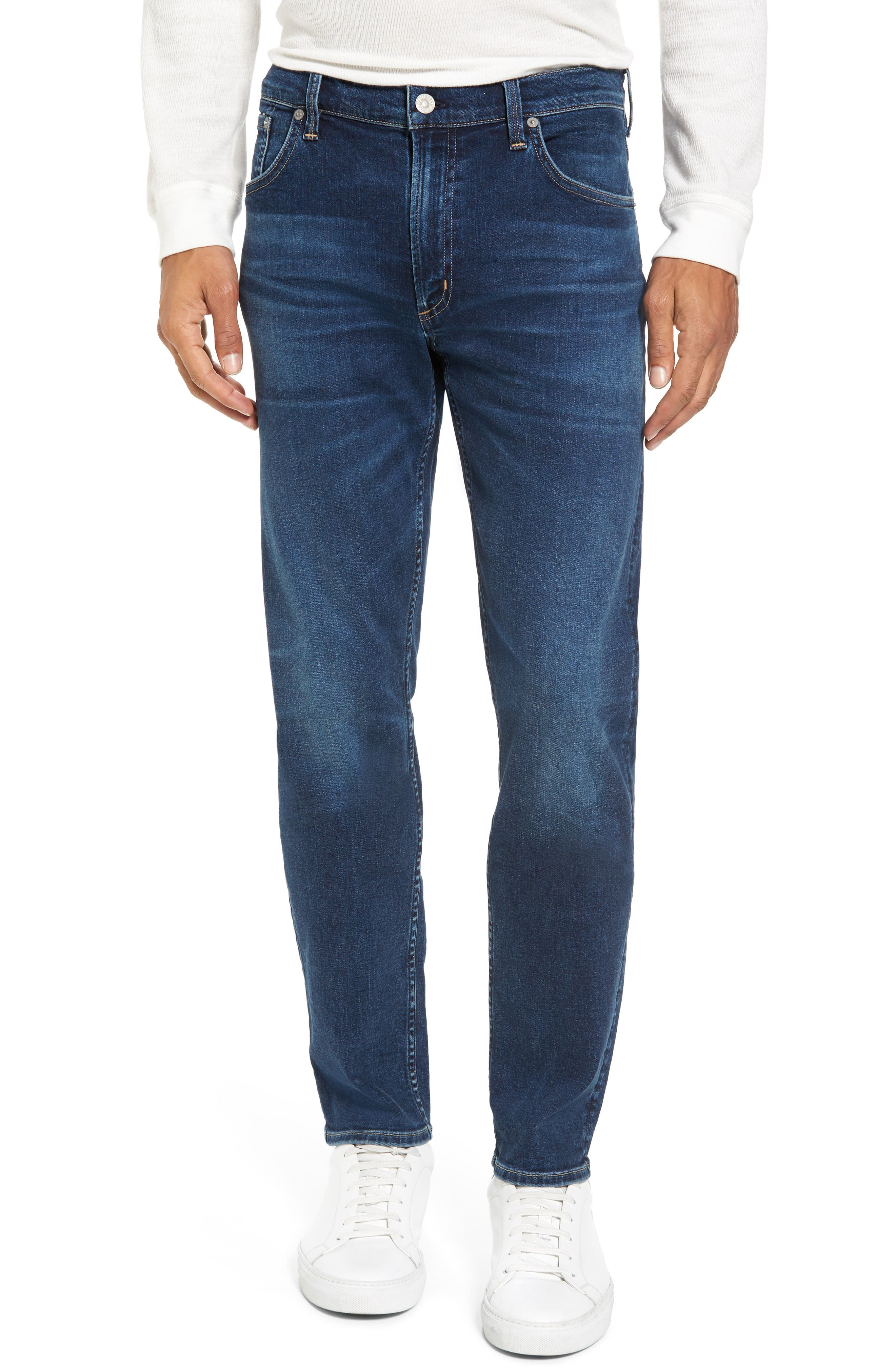 PERFORM - Gage Slim Straight Leg Jeans,                             Main thumbnail 1, color,                             Turner