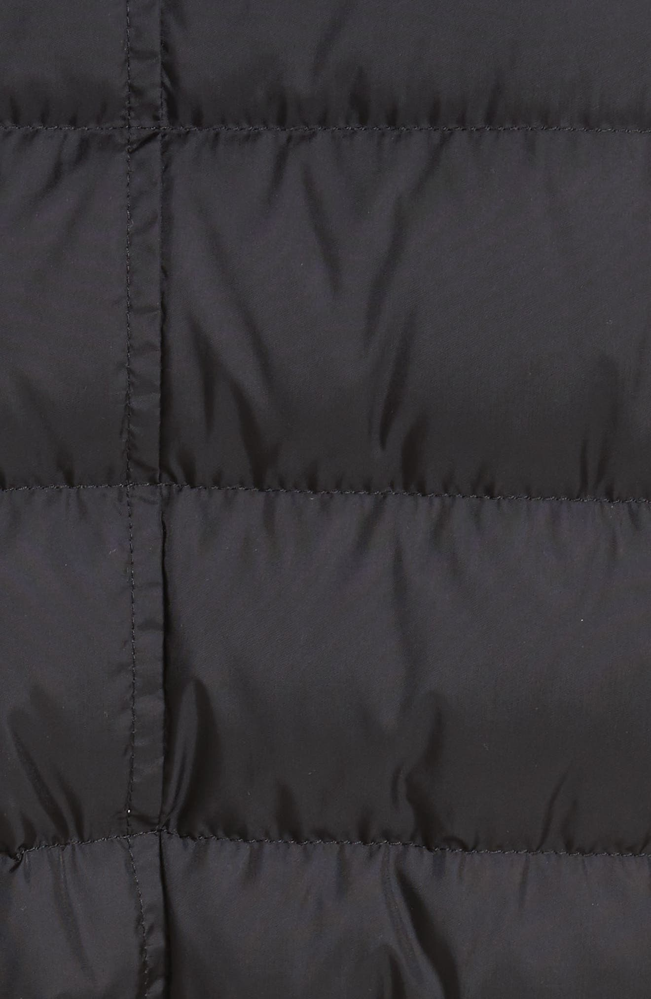 Alternate Image 5  - Burberry Limefield Hooded Puffer Coat