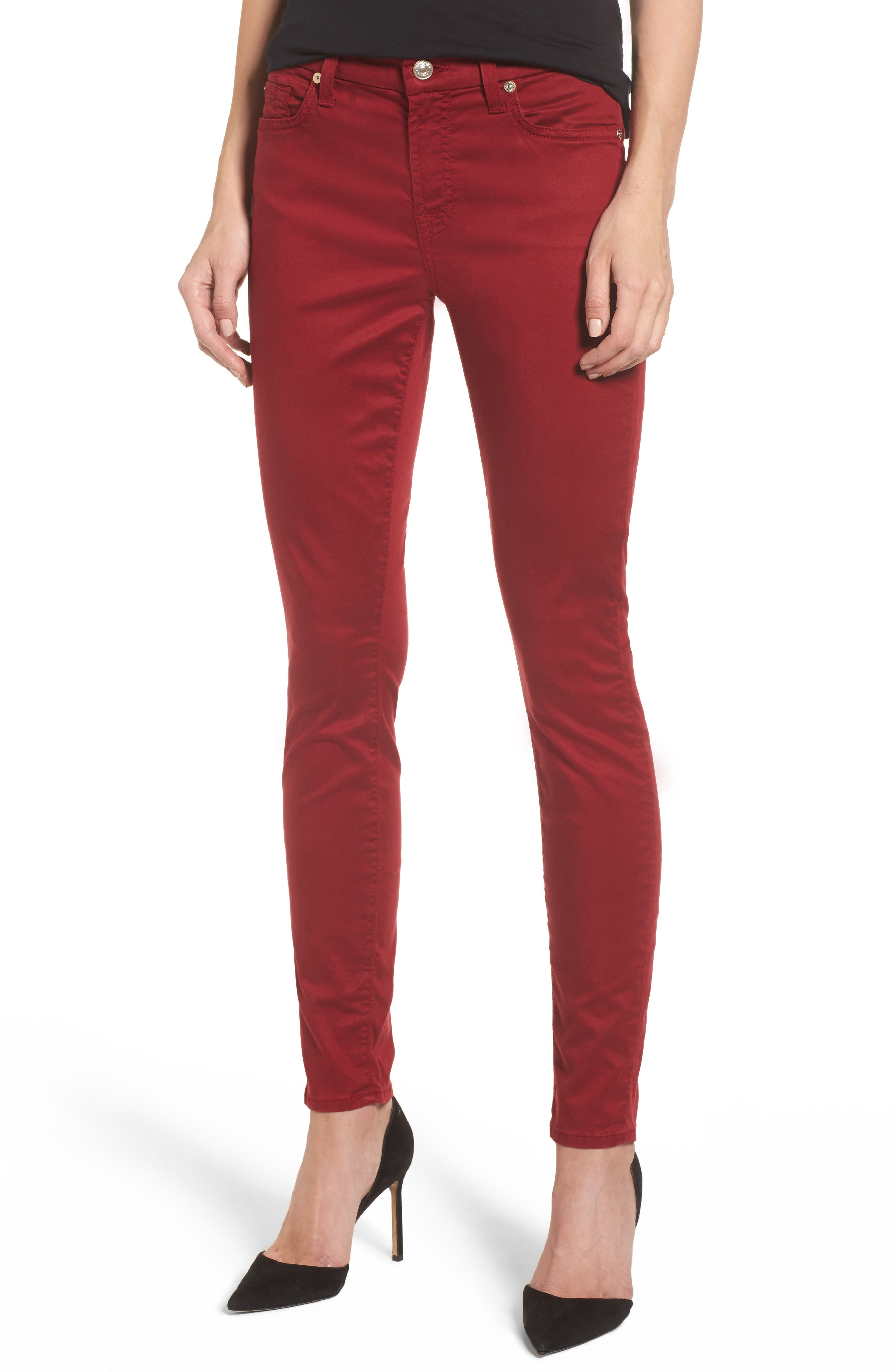 7 For All Mankind® b(air) Ankle Skinny Jeans