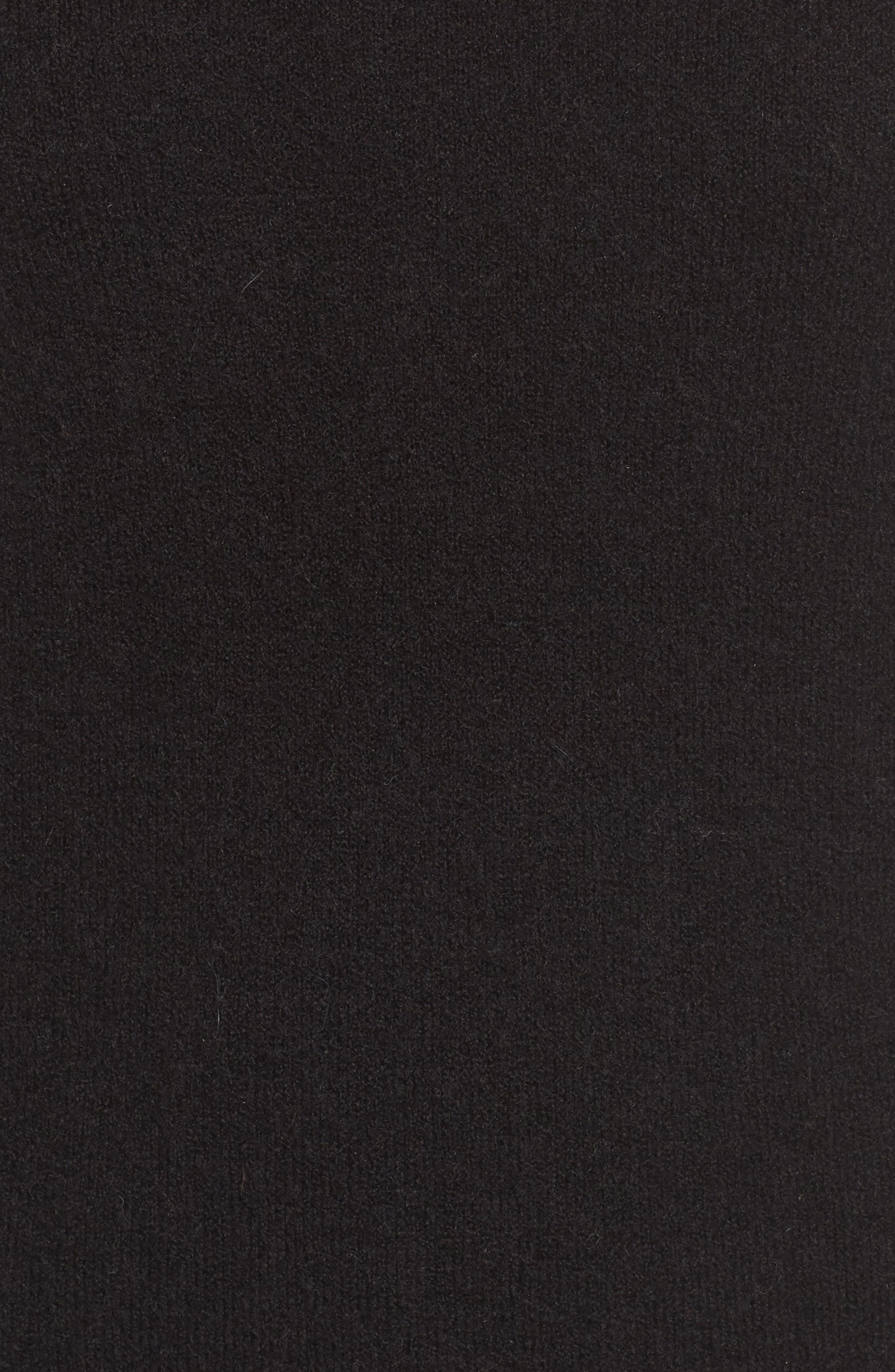 Fremont Colorblock Pullover Sweater,                             Alternate thumbnail 6, color,                             True Black