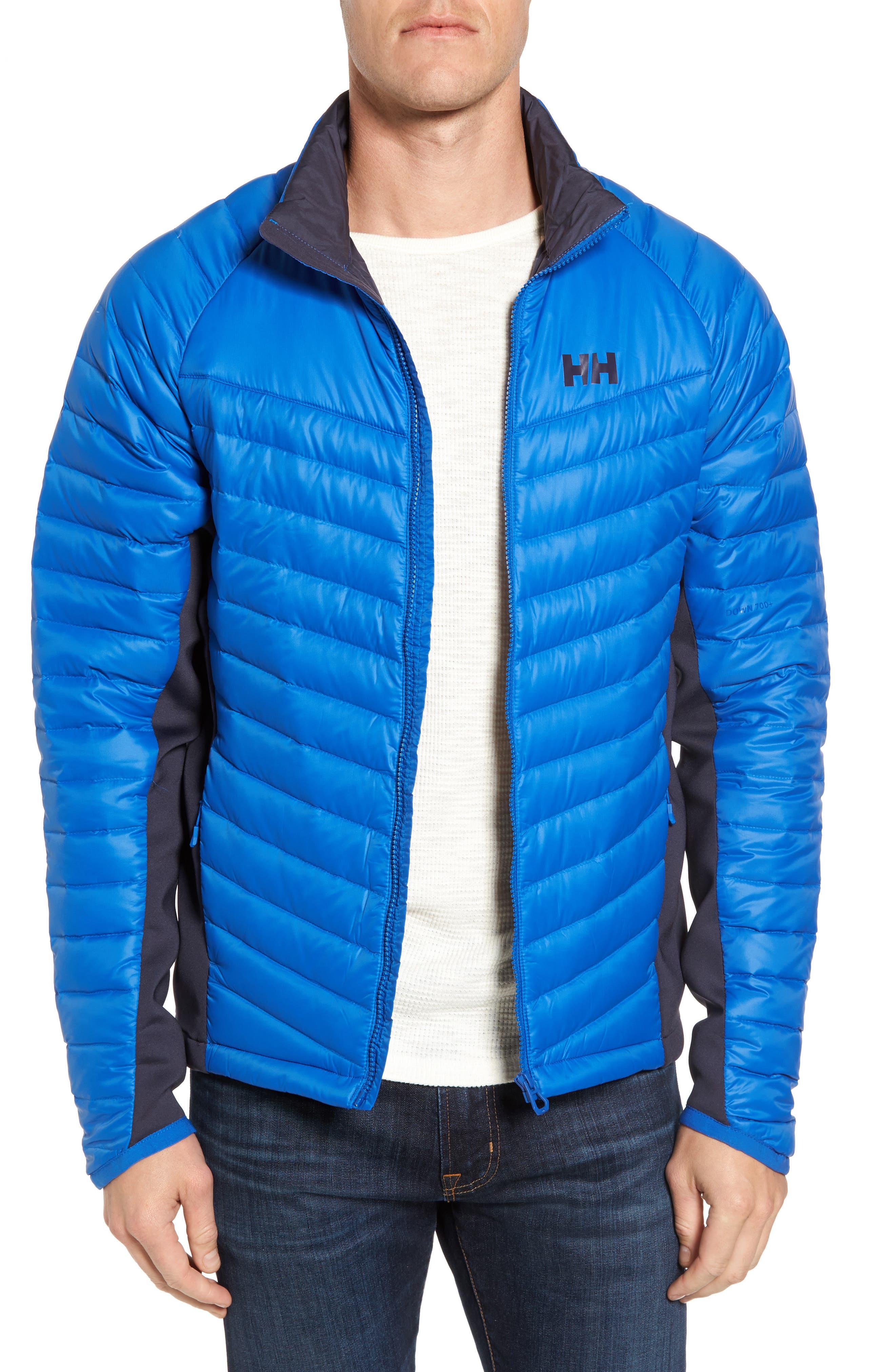 Verglas Insulator Hybrid Jacket,                         Main,                         color, 563 Olympian Blue