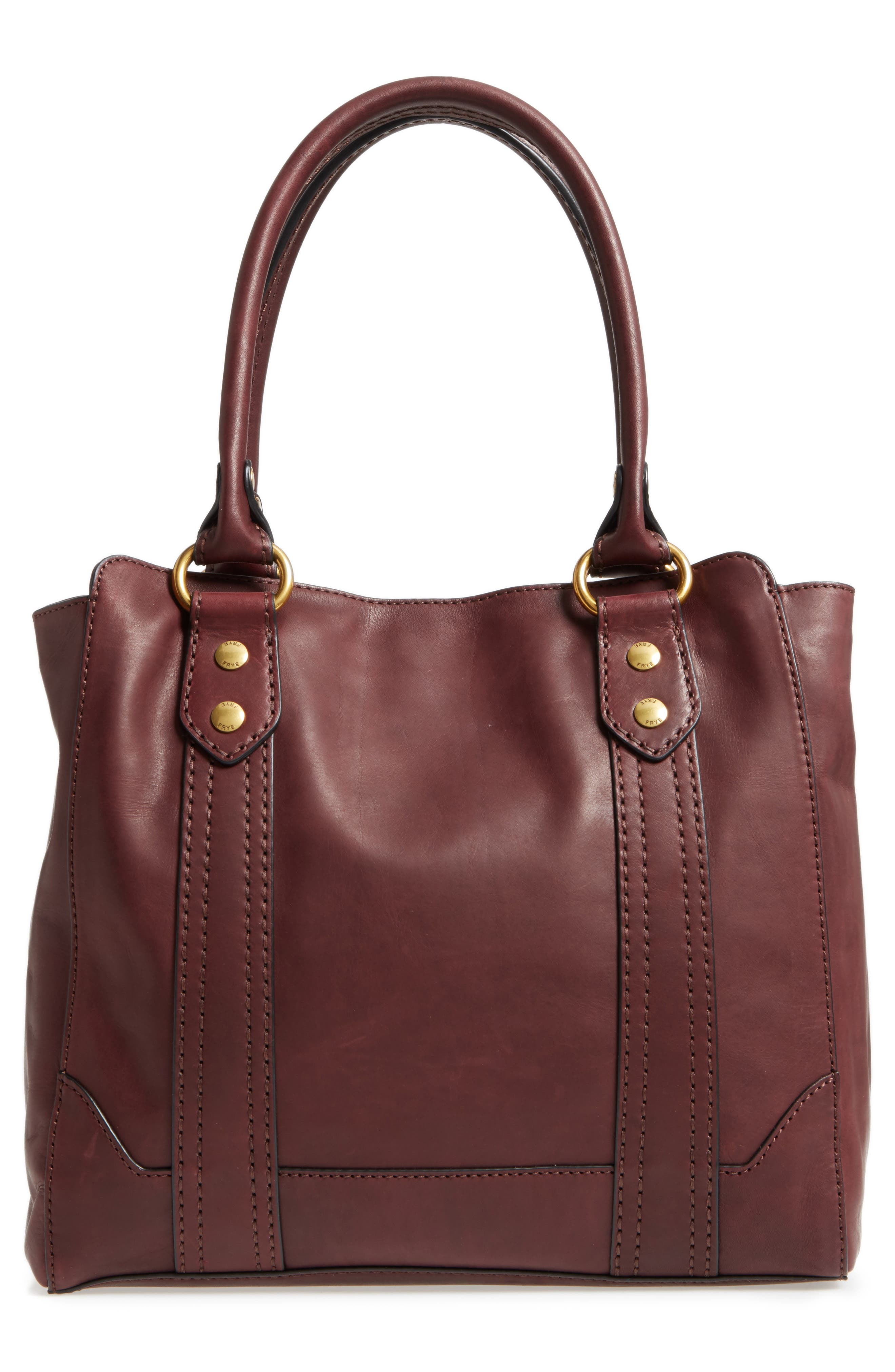 Alternate Image 3  - Frye Melissa Leather Tote
