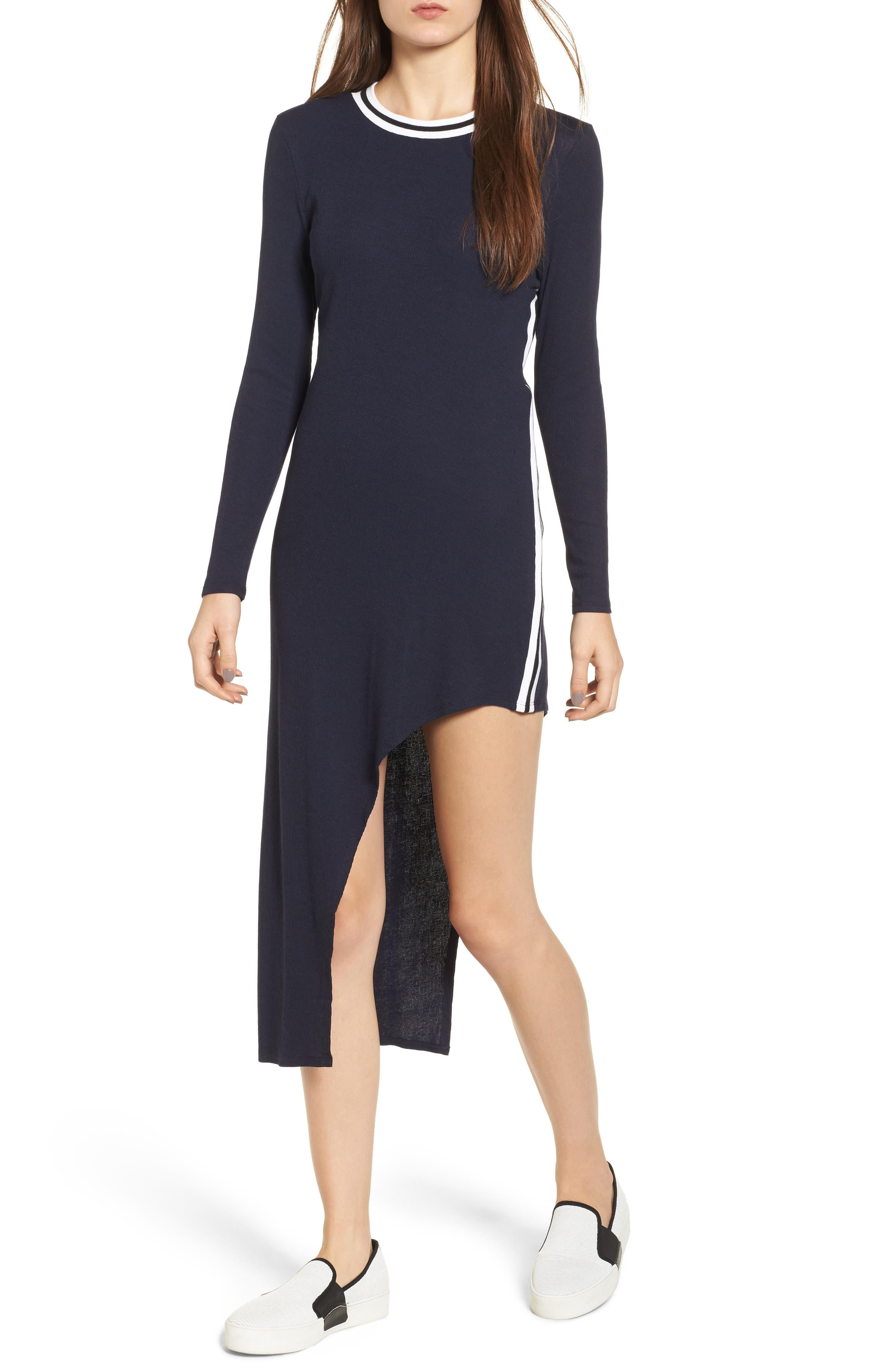 The Fifth Label Solo Asymmetrical Dress