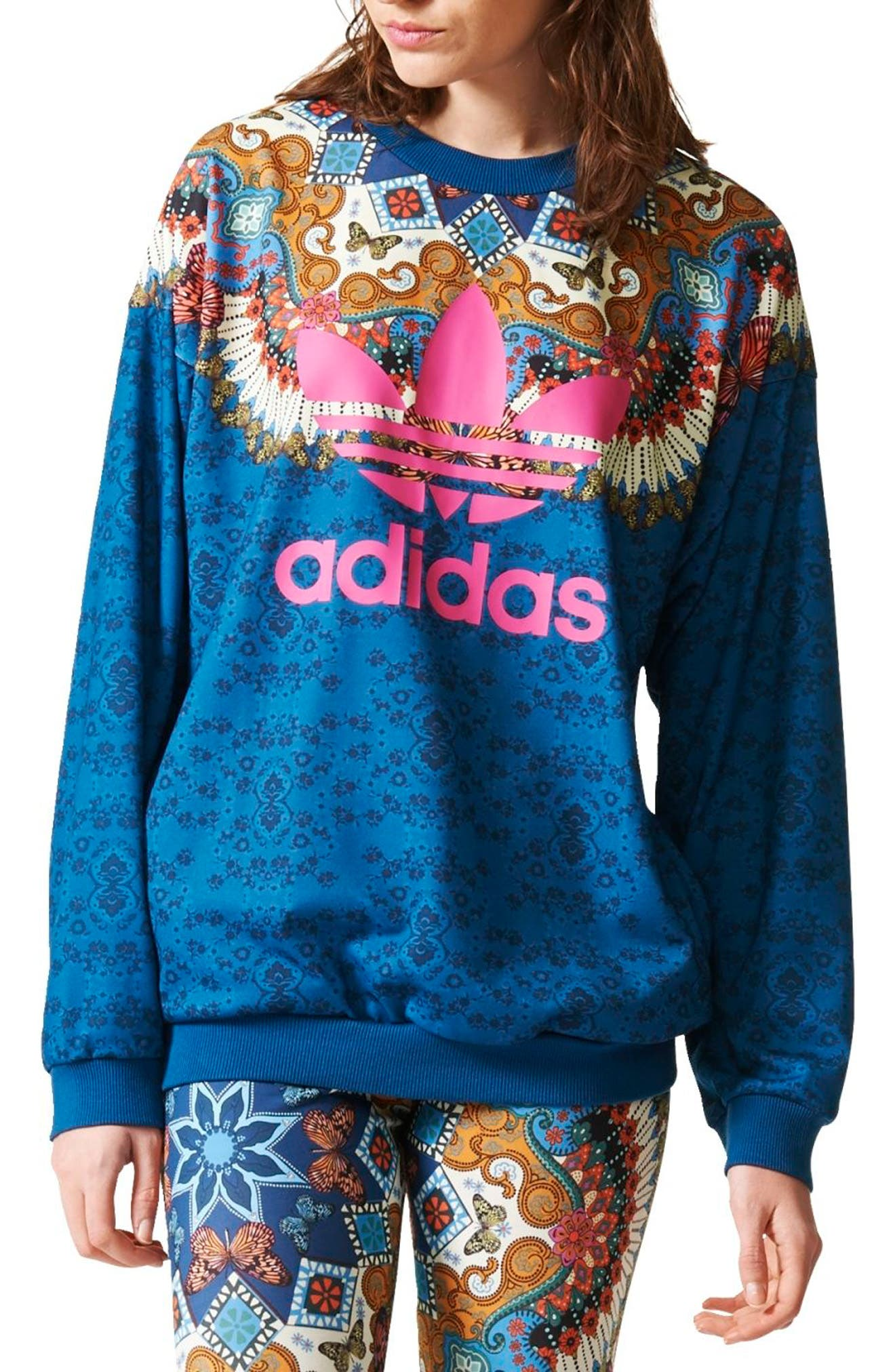 adidas originals x The Farm Company Boromix Sweatshirt