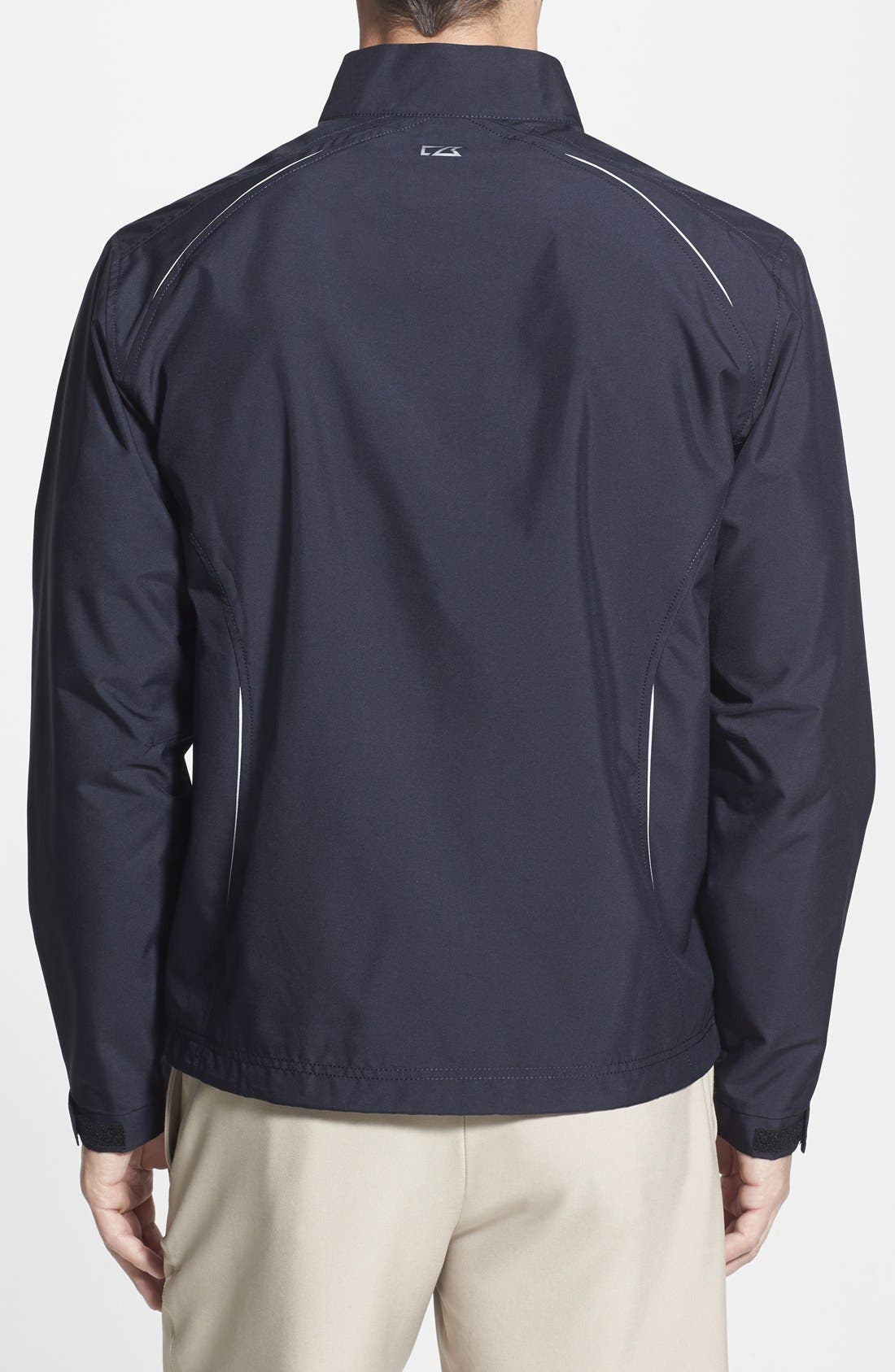 San Diego Chargers - Beacon WeatherTec Wind & Water Resistant Jacket,                             Alternate thumbnail 2, color,                             Navy Blue
