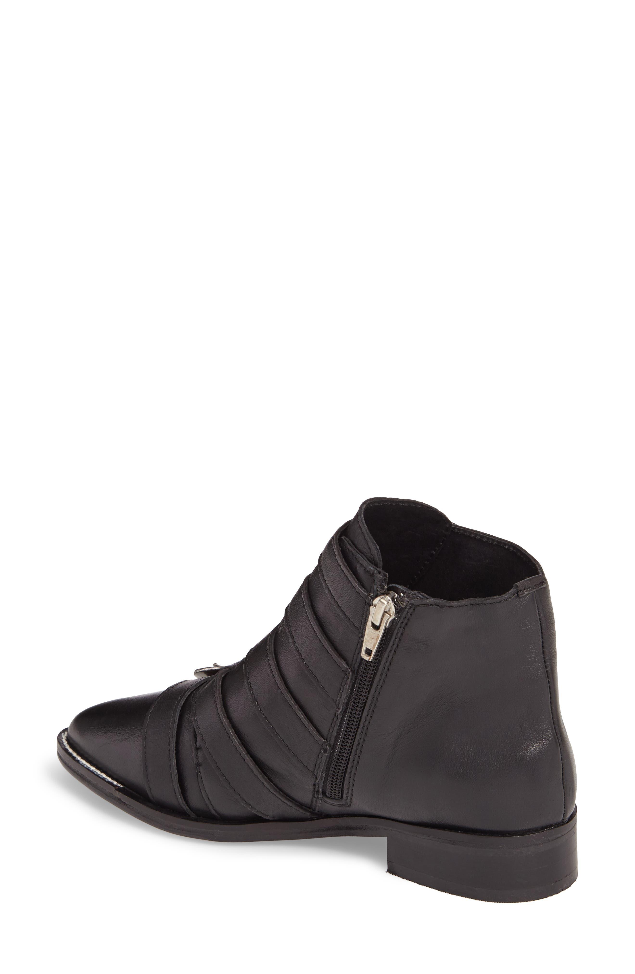 Alternate Image 2  - Topshop Andi Multi Buckle Boot (Women)